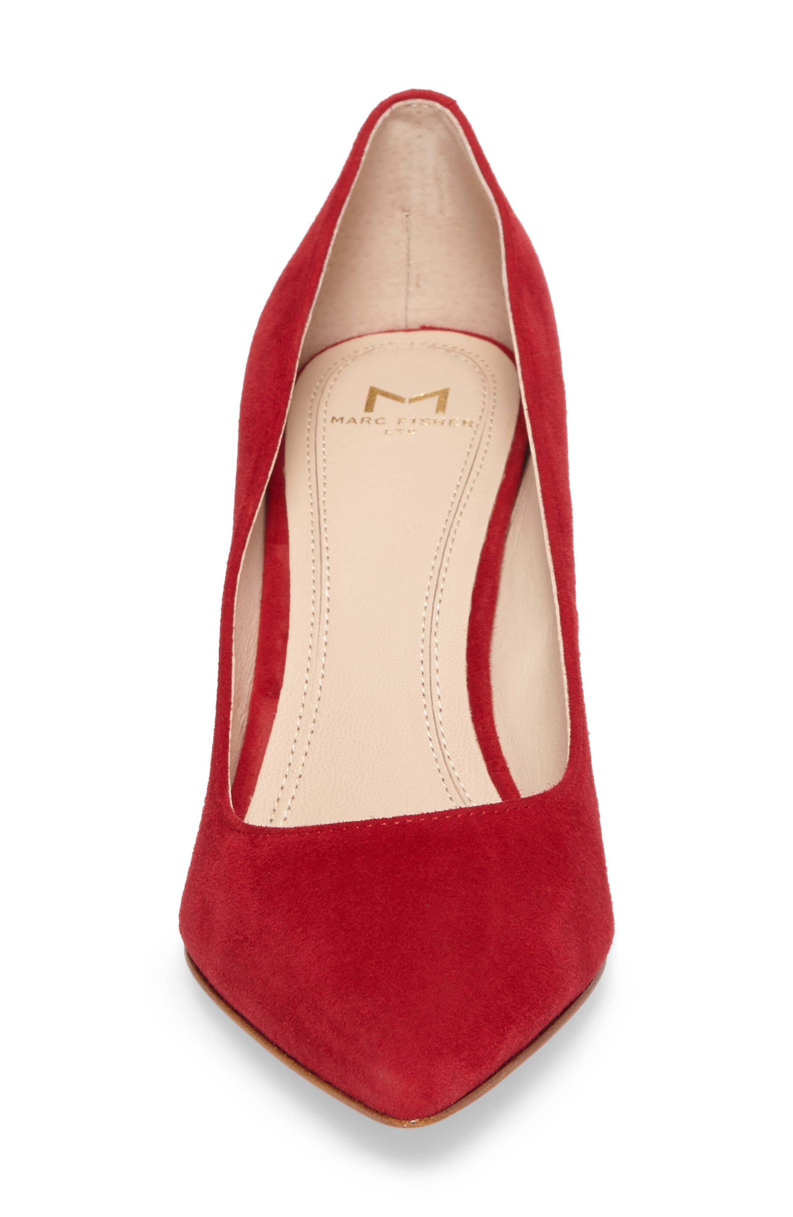 Alternate Image 4  - Marc Fisher LTD 'Zala' Pump (Women)