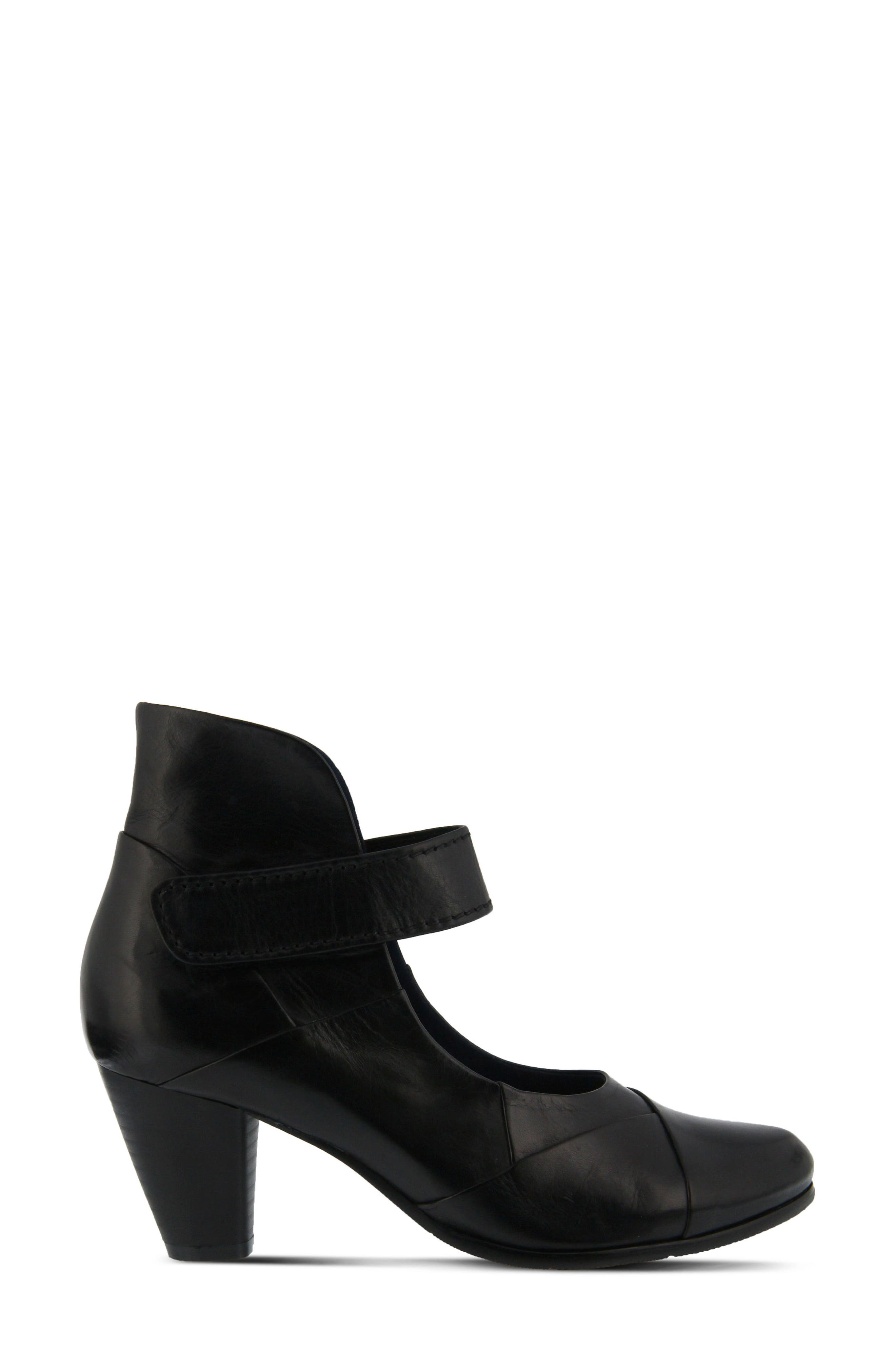 Alternate Image 3  - Spring Step Chapeco Patchwork Ankle Strap Pump (Women)