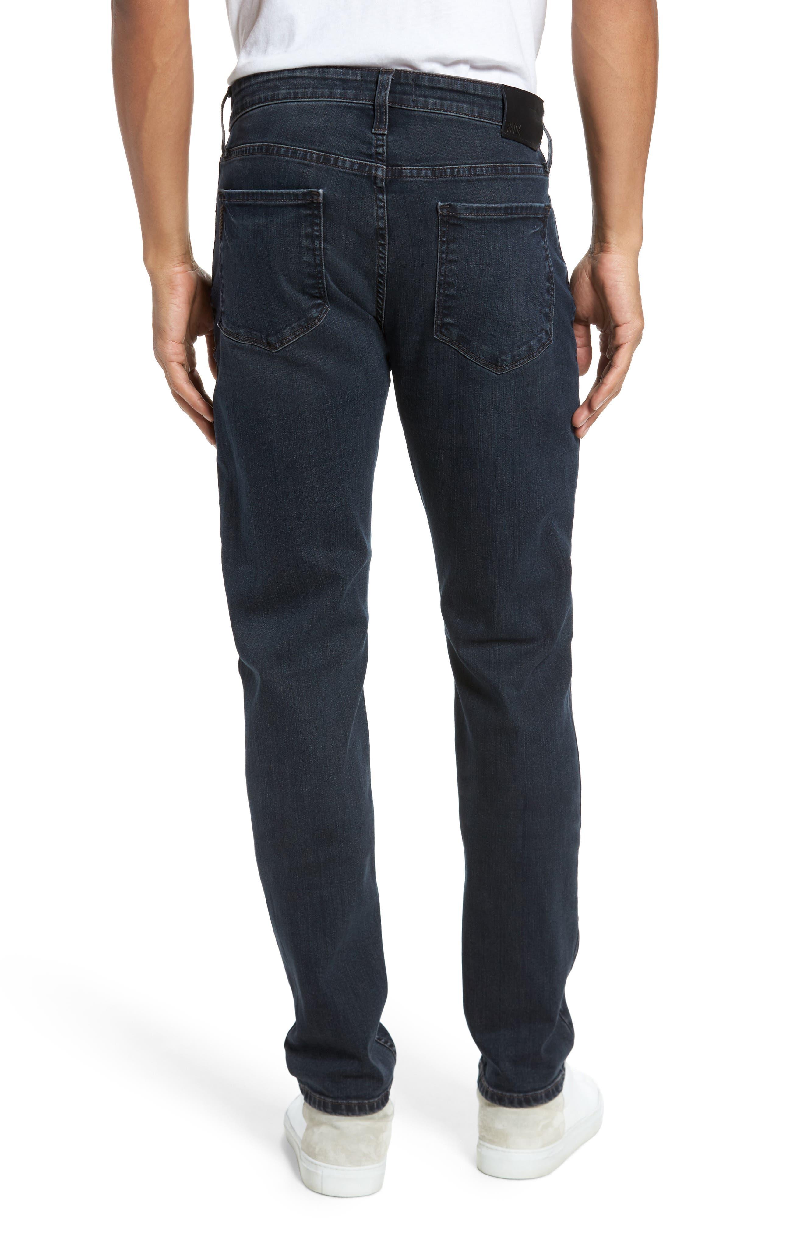Lennox Slim Fit Jeans,                             Alternate thumbnail 2, color,                             Triton