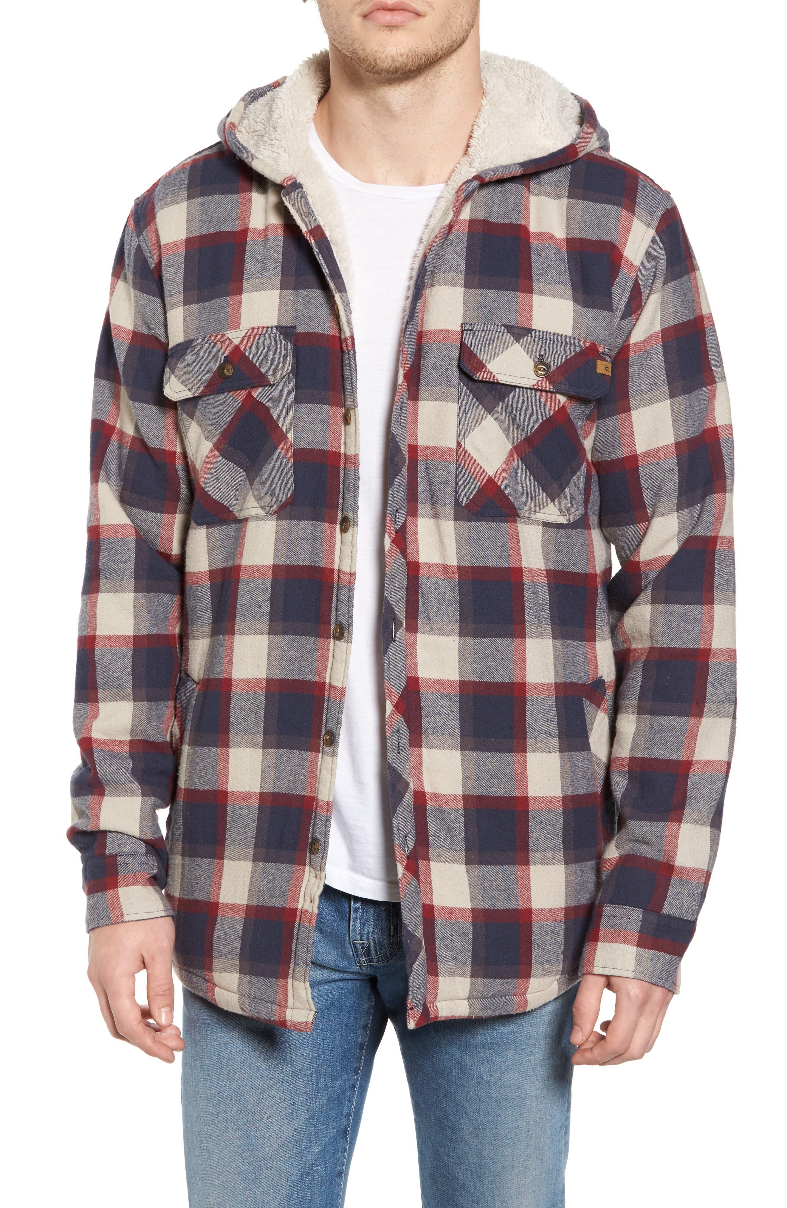 Rip Curl Pacheco Fleece Lined Shirt