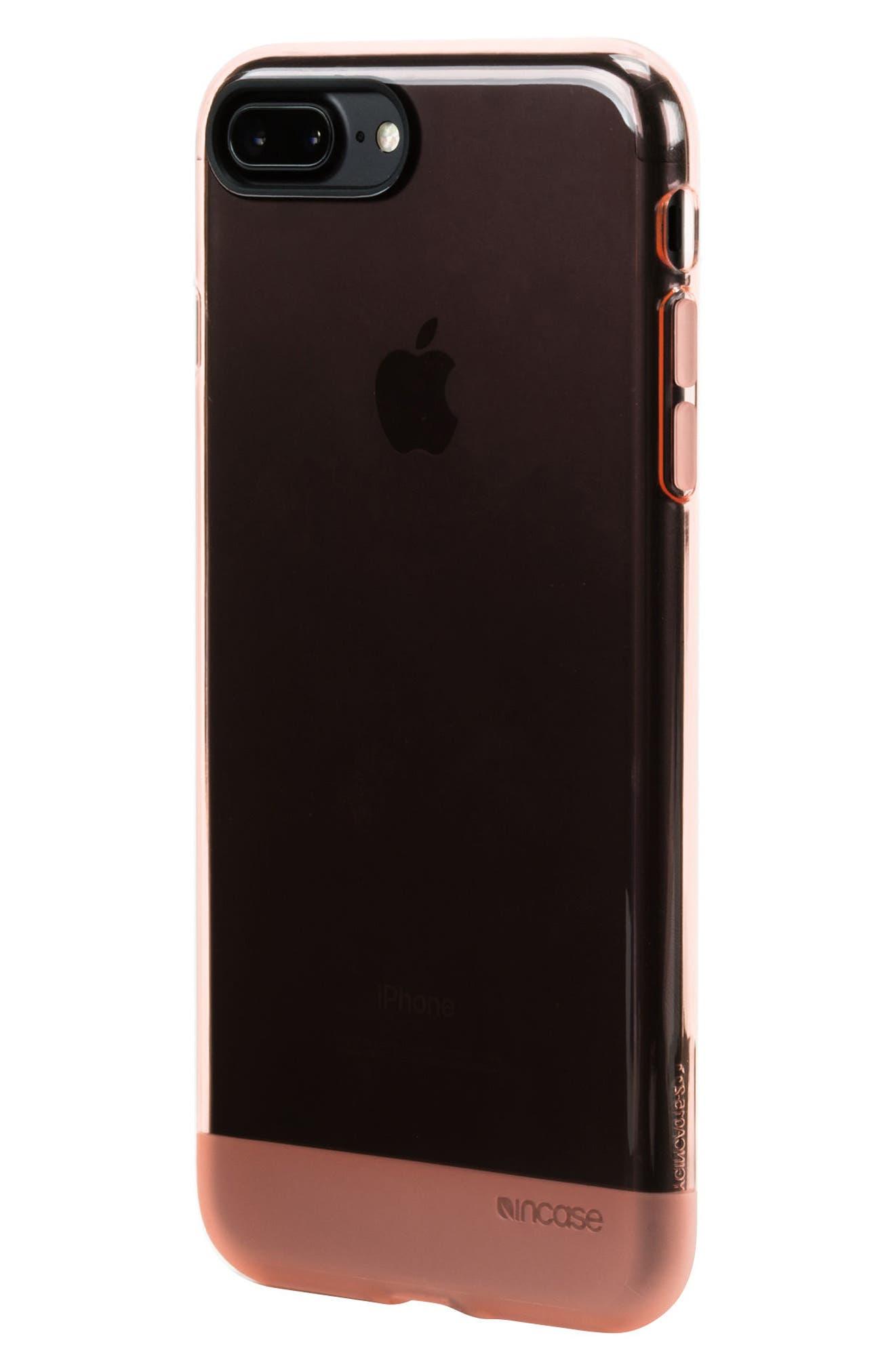 Pop Tint iPhone 7/8 Plus Case,                             Main thumbnail 1, color,                             Rose Quartz