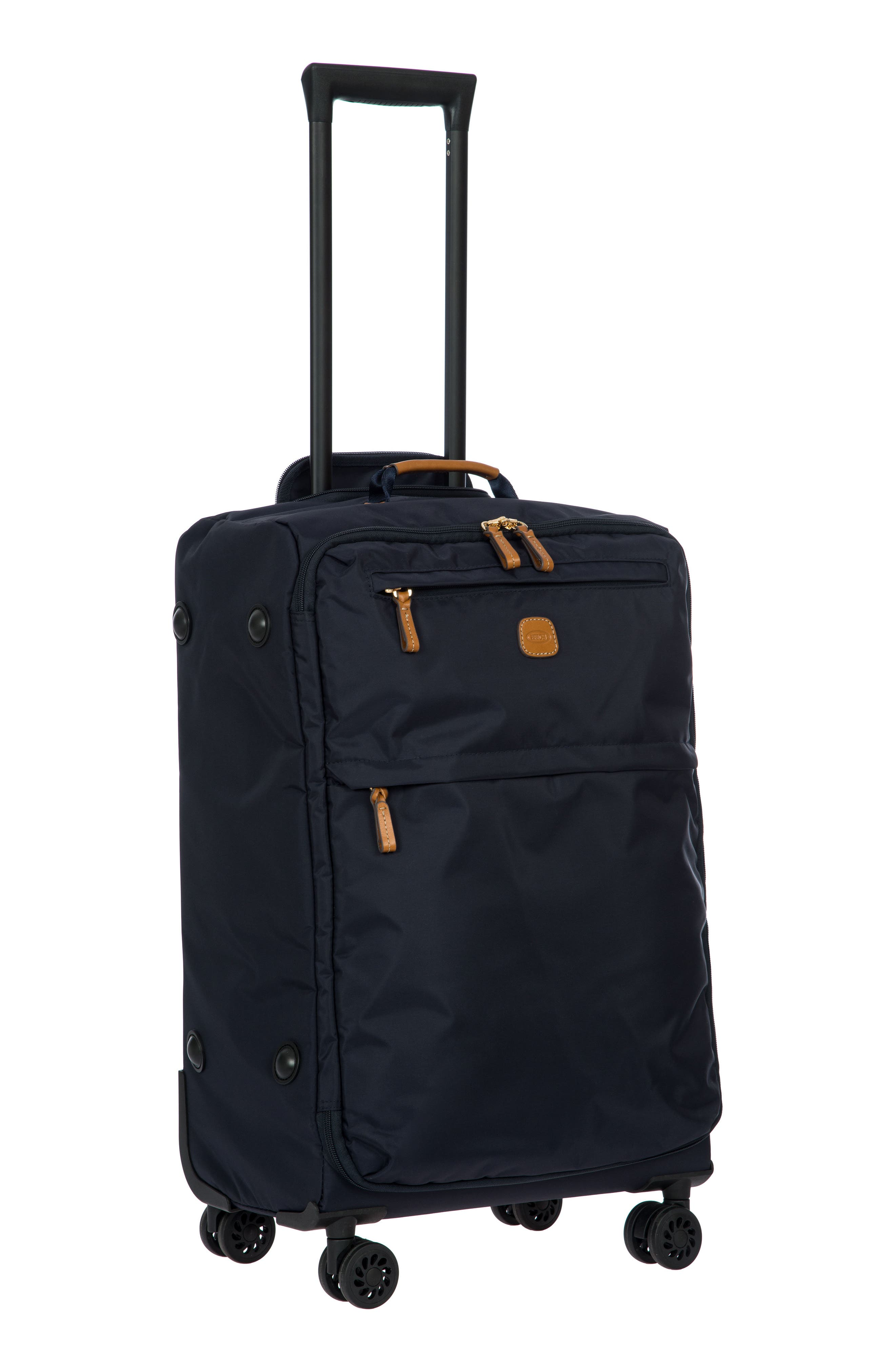 X-Bag 25-Inch Spinner Suitcase,                             Alternate thumbnail 4, color,                             Navy