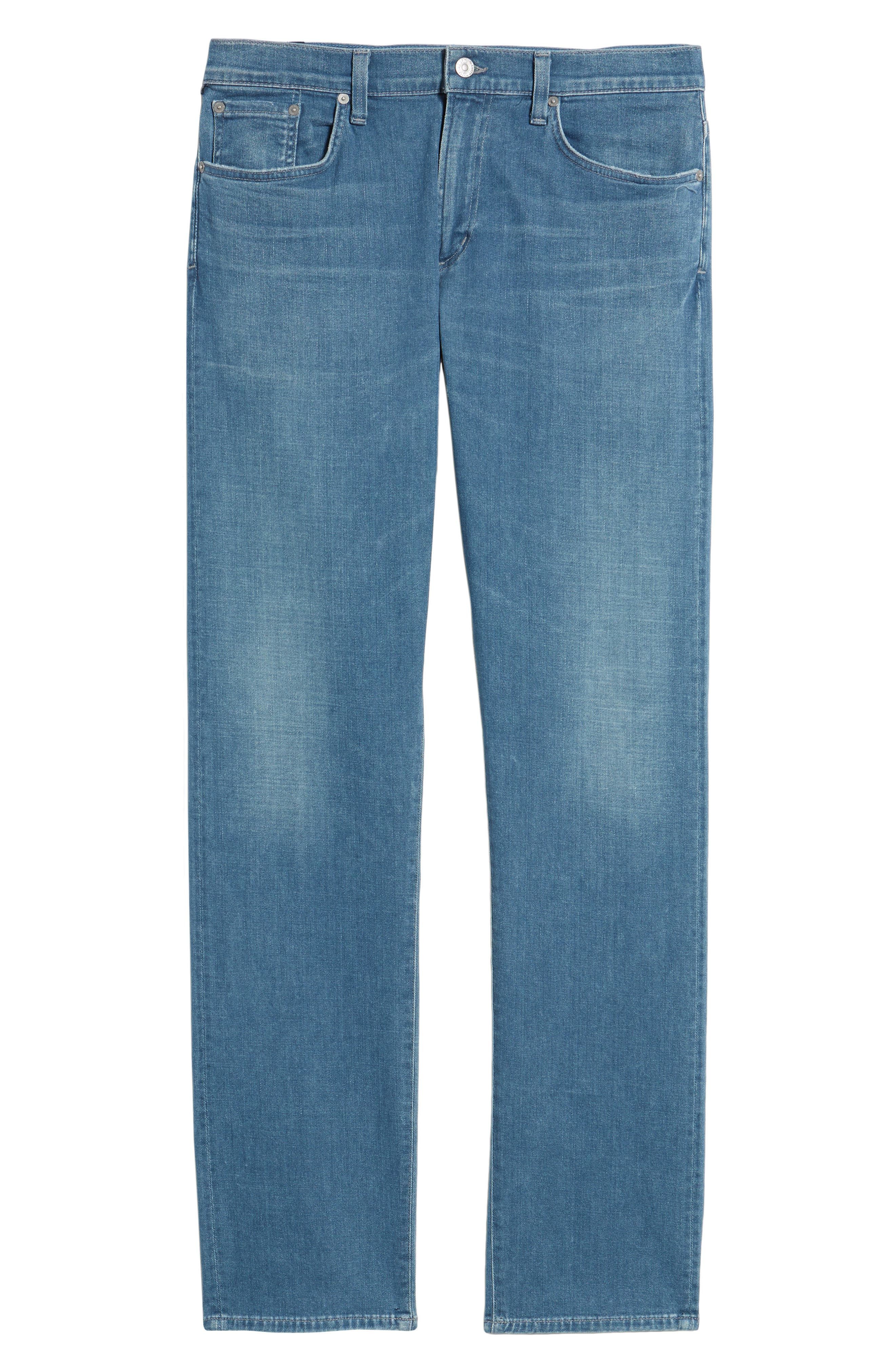 Alternate Image 6  - Citizens of Humanity Core Slim Fit Jeans (Silverstone)