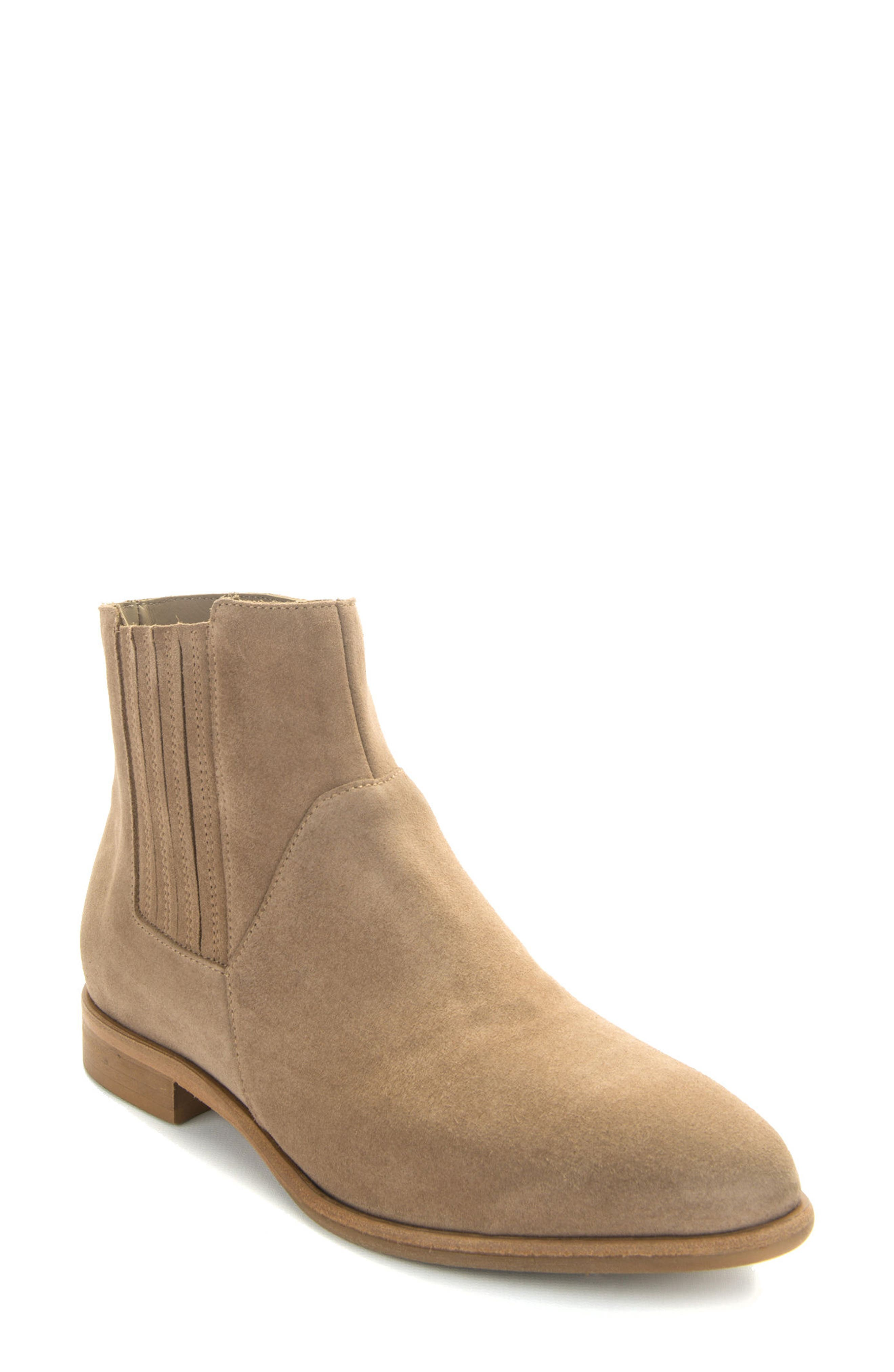 Alternate Image 1 Selected - Italeau Lunella Water-Resistant Chelsea Bootie (Women) (Nordstrom Exclusive)