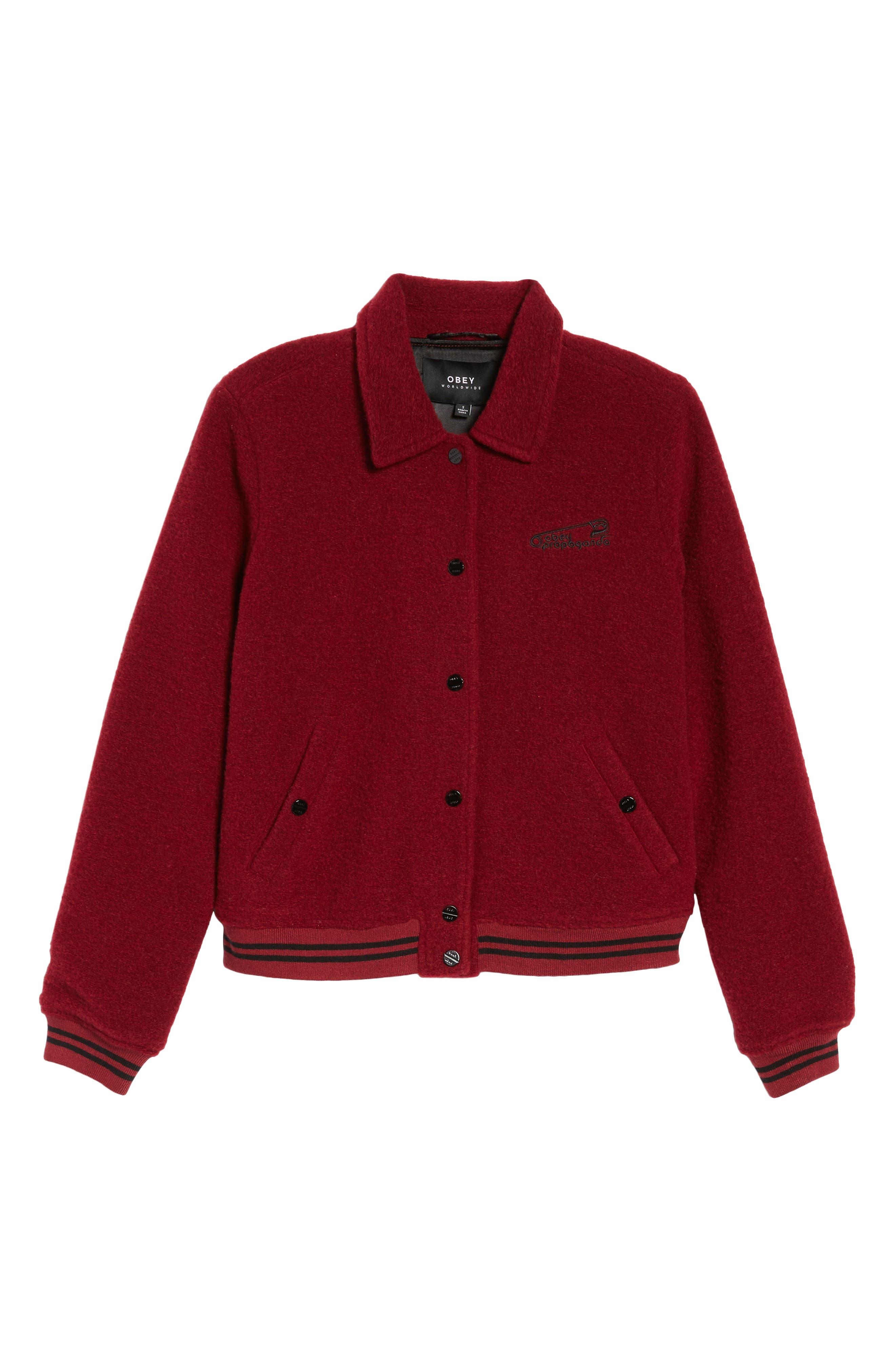 Alternate Image 6  - Obey Cambridge Jacket