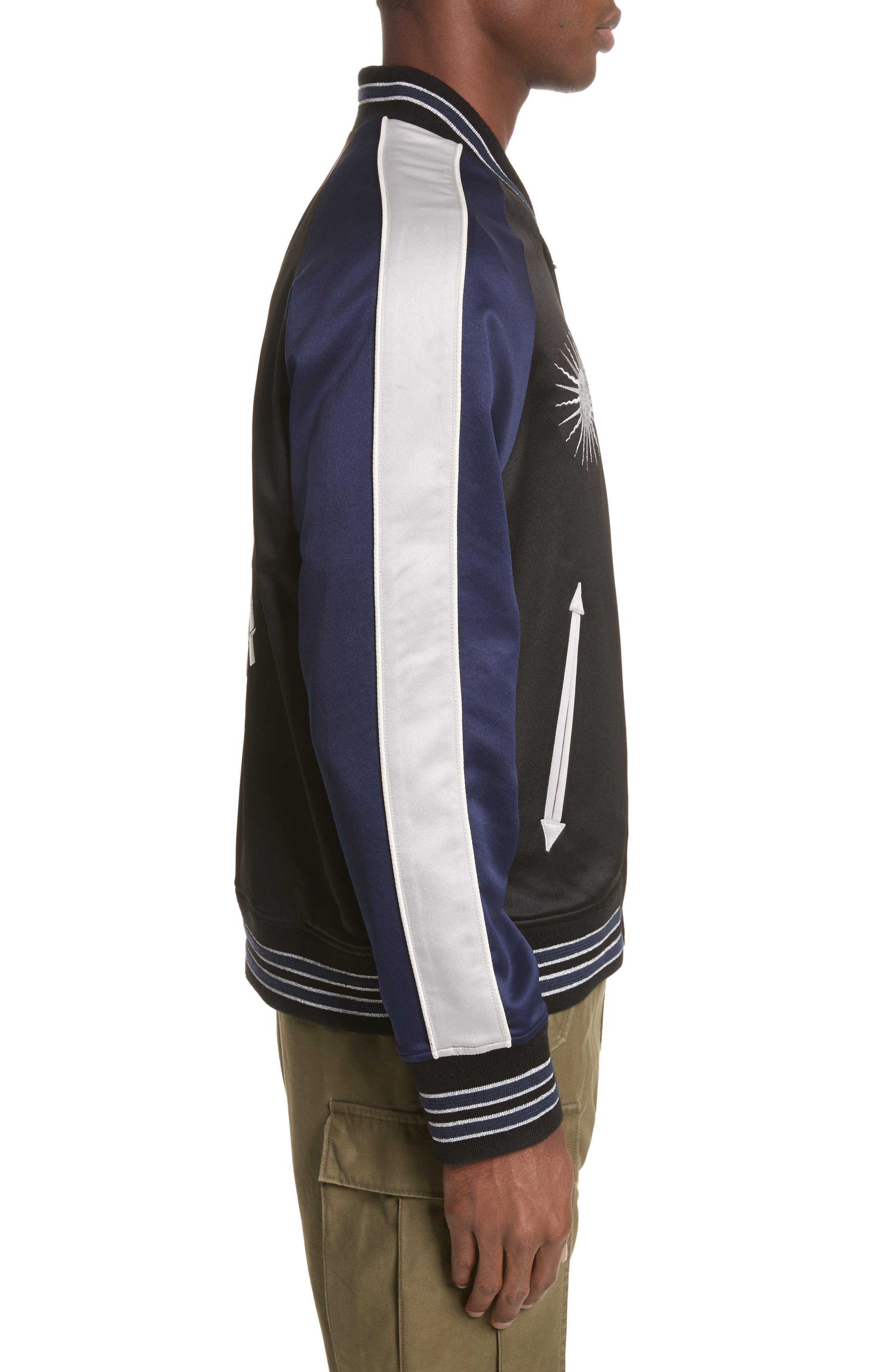 Alternate Image 4  - OVADIA & SONS Reversible Souvenir Jacket
