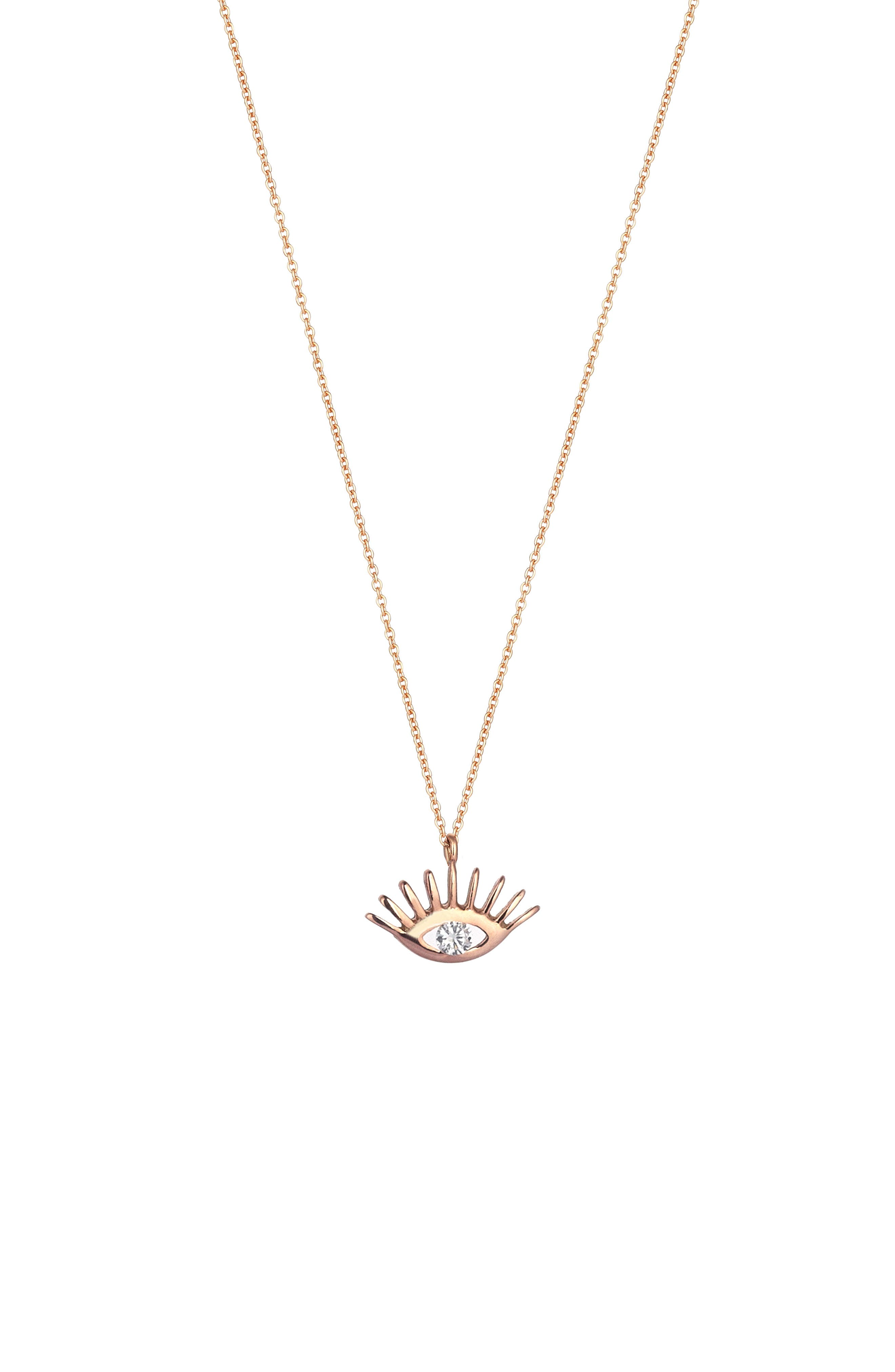 Main Image - Kismet by Milka Diamond Pendant Necklace
