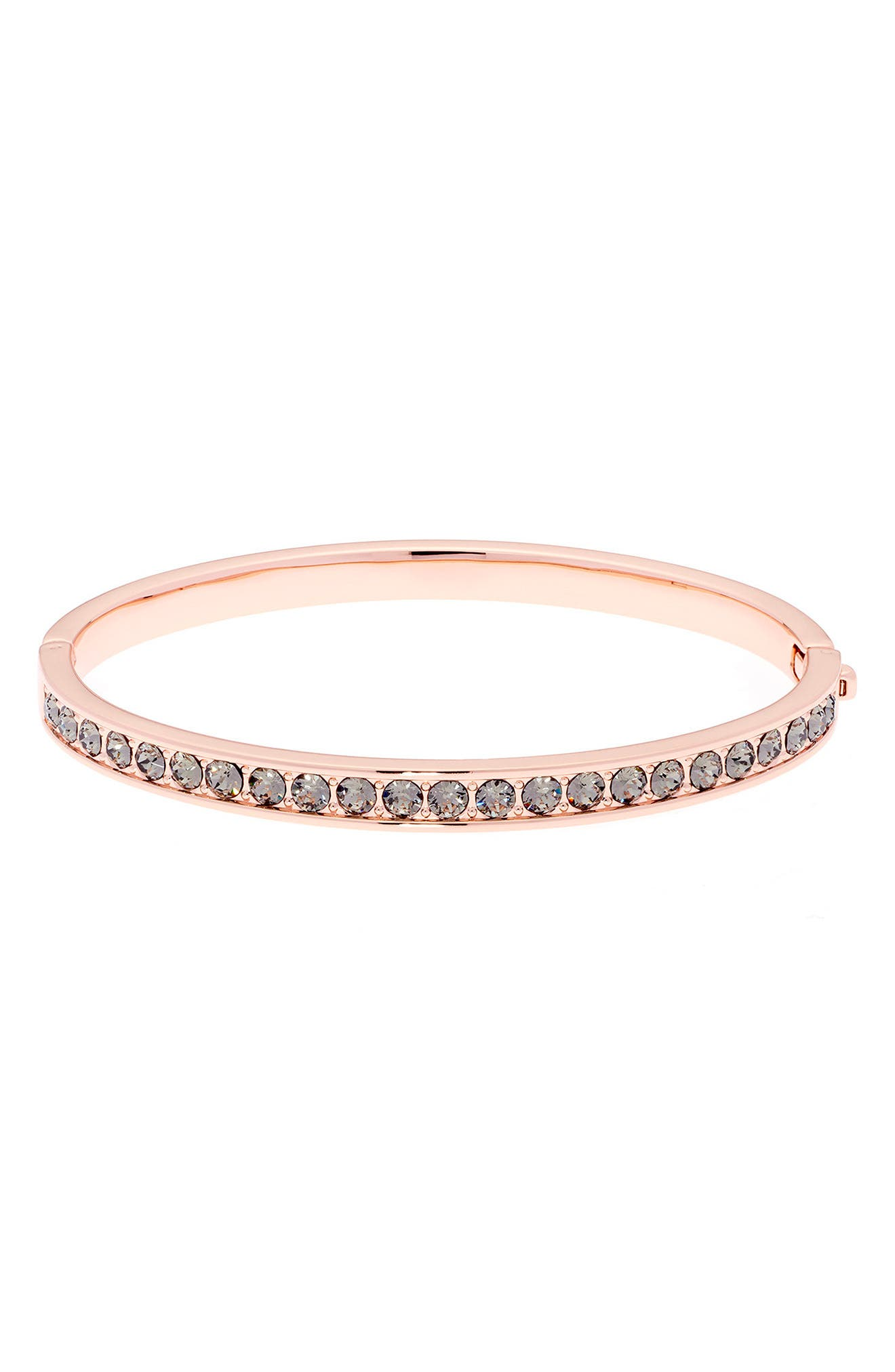 Ted Baker London Clemara Hinge Bangle Bracelet