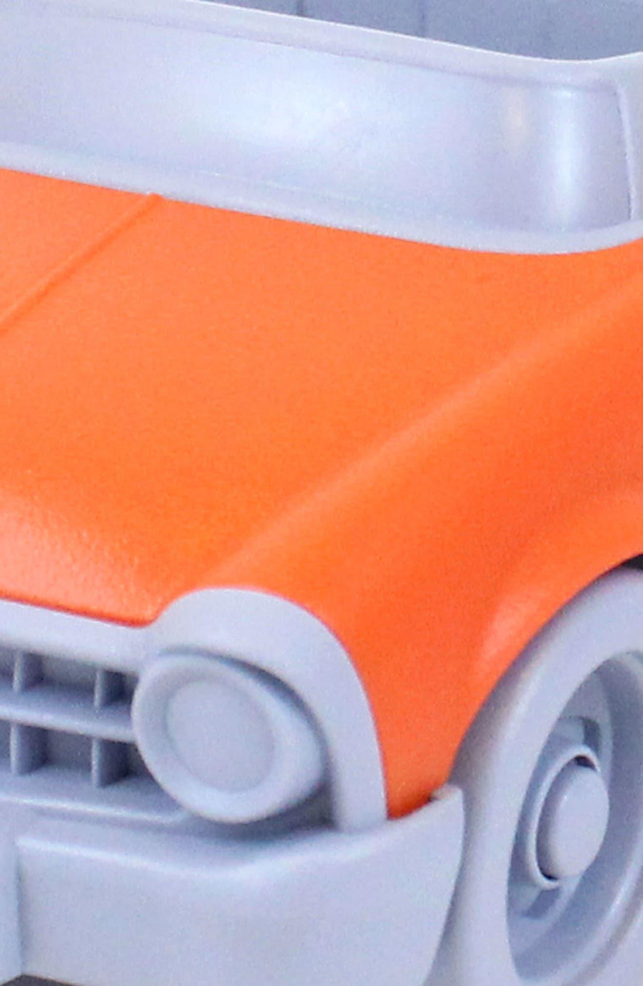 Two-Piece Convertible Car Toy,                             Alternate thumbnail 4, color,                             Orange