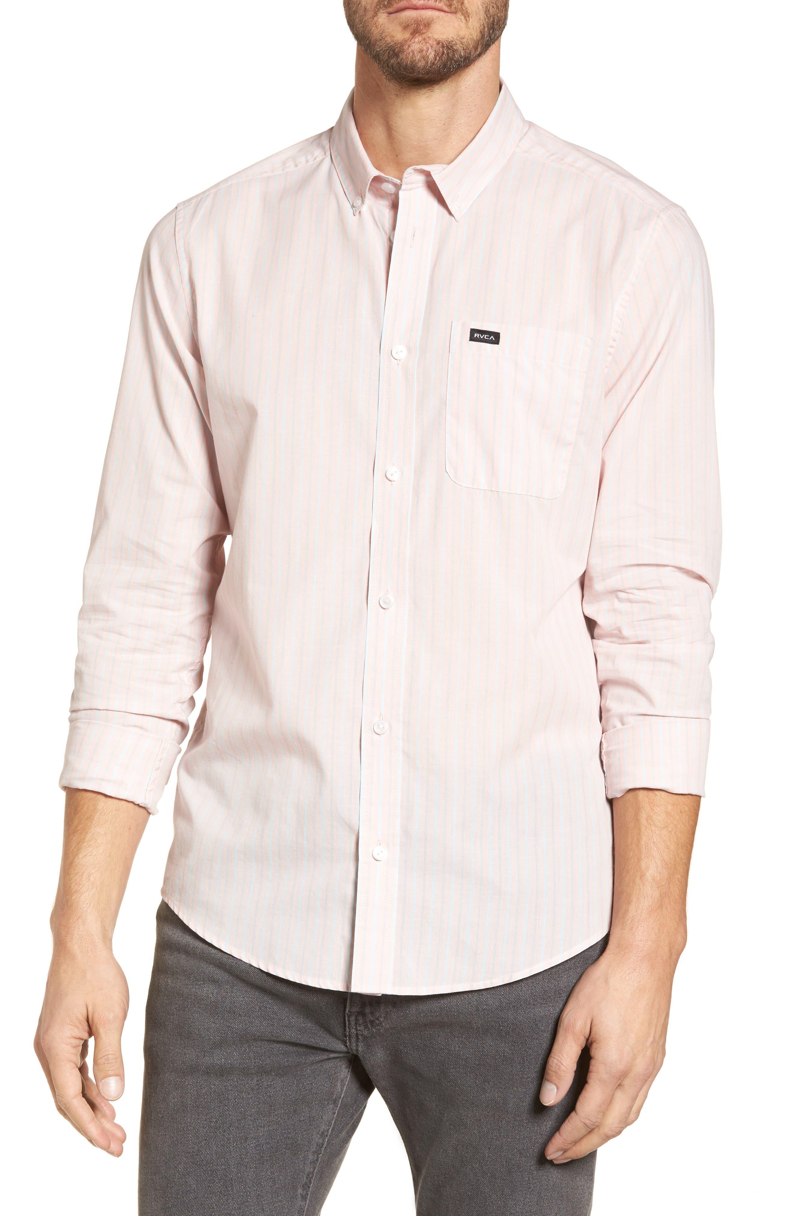 RVCA Everyday Stripe Shirt
