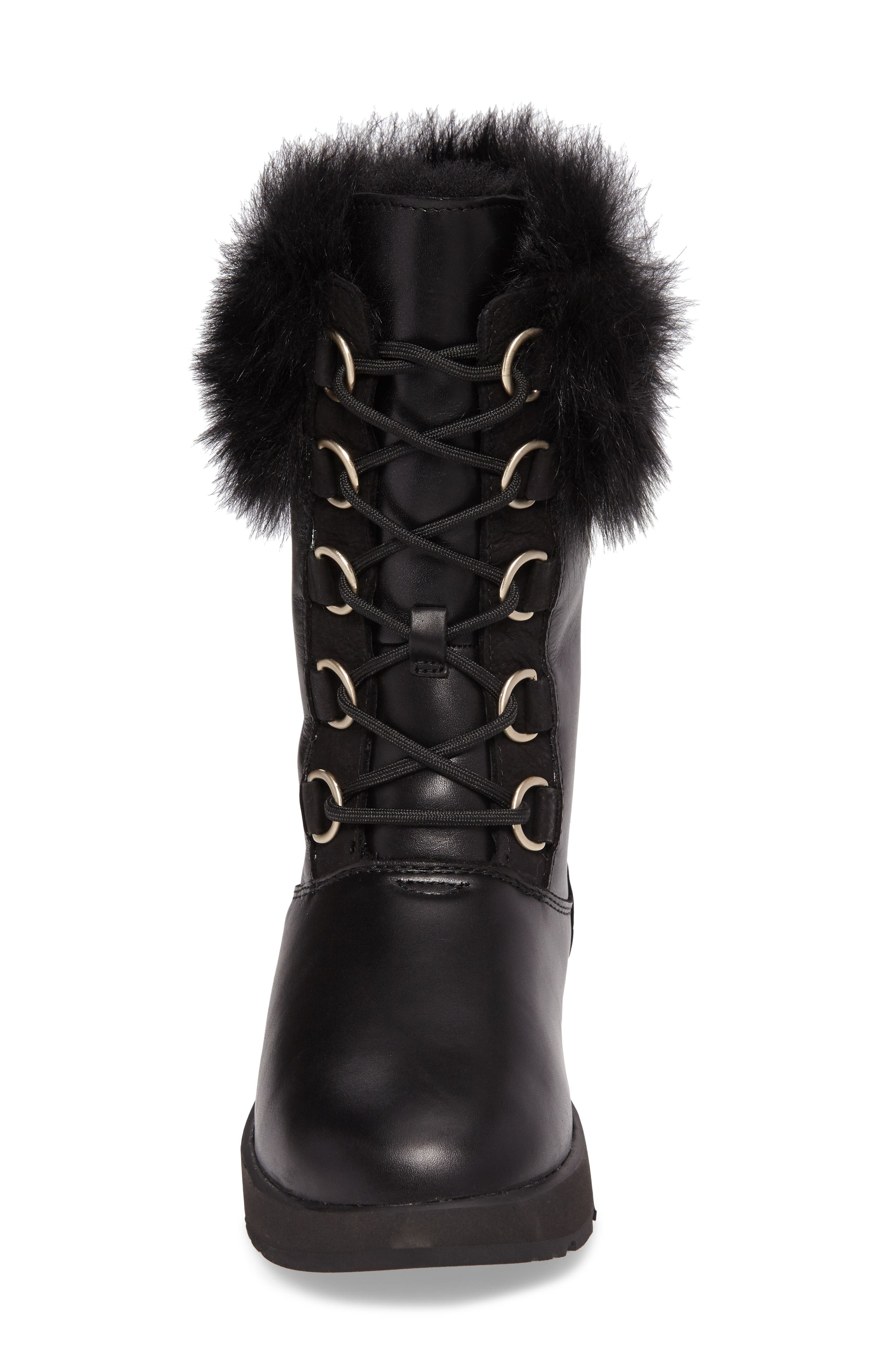 Alternate Image 4  - UGG® Aya Waterproof Snow Boot (Women)