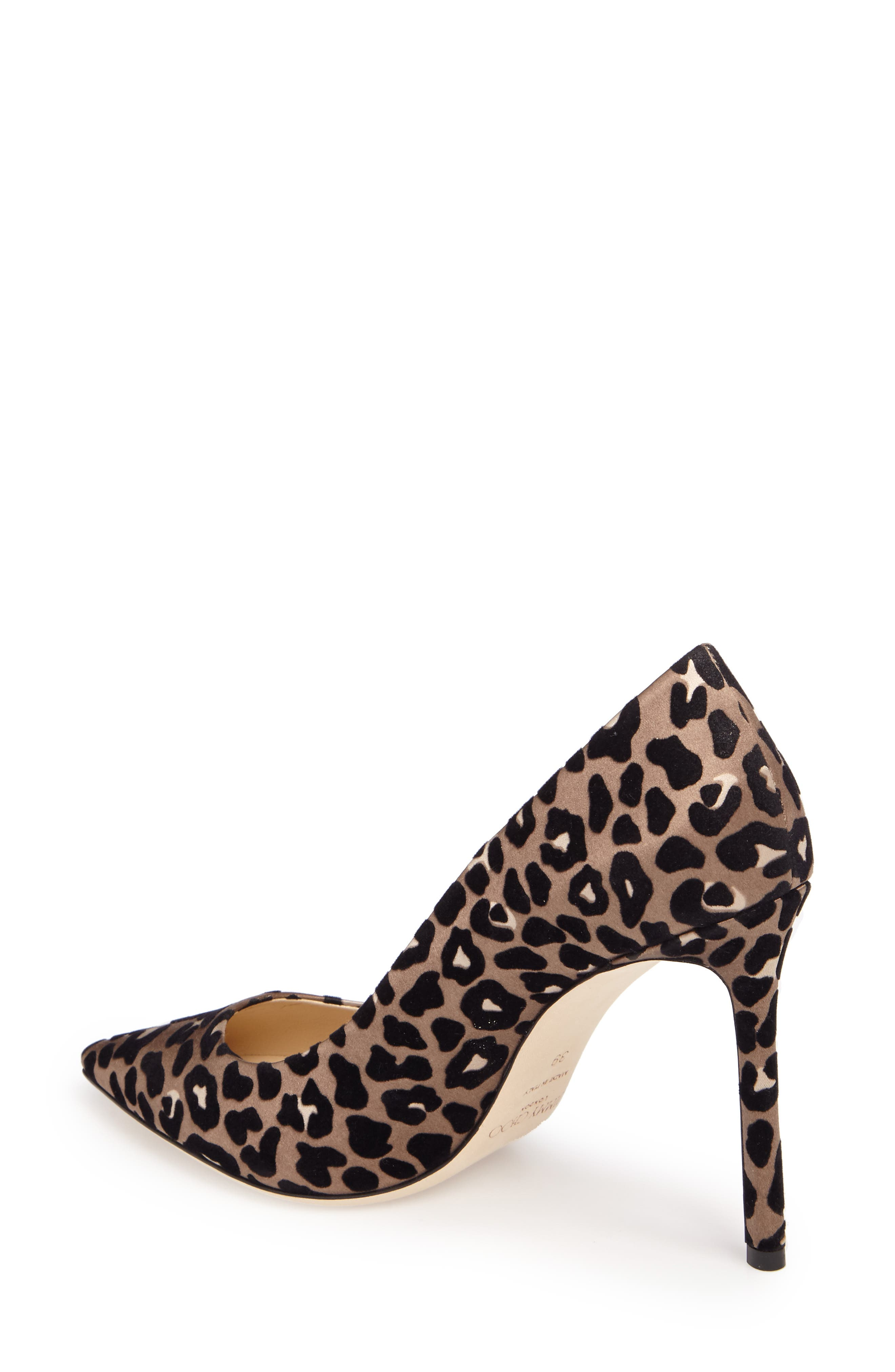 Alternate Image 2  - Jimmy Choo Romy Pointy Toe Pump (Women)
