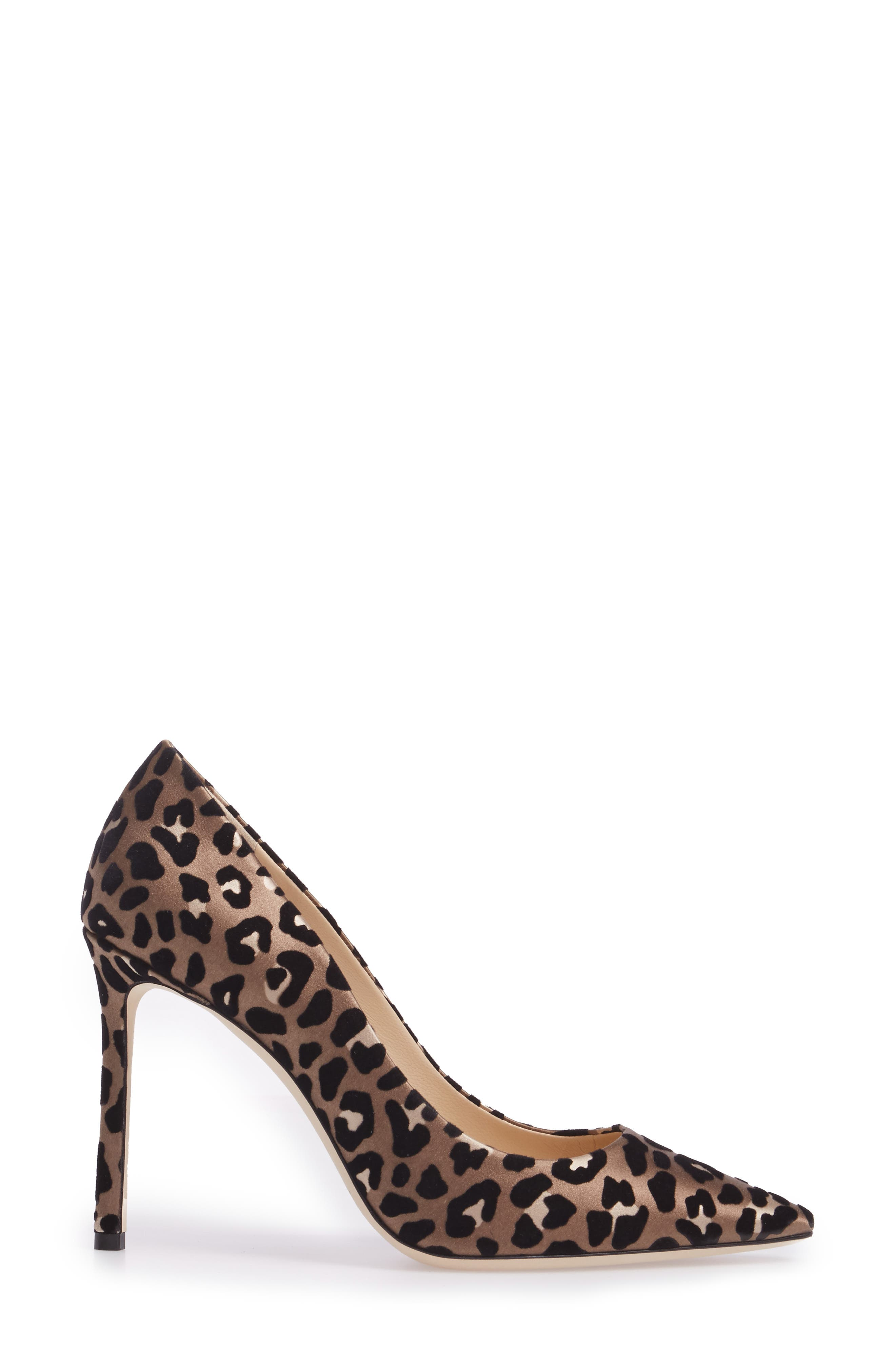 Alternate Image 3  - Jimmy Choo Romy Pointy Toe Pump (Women)
