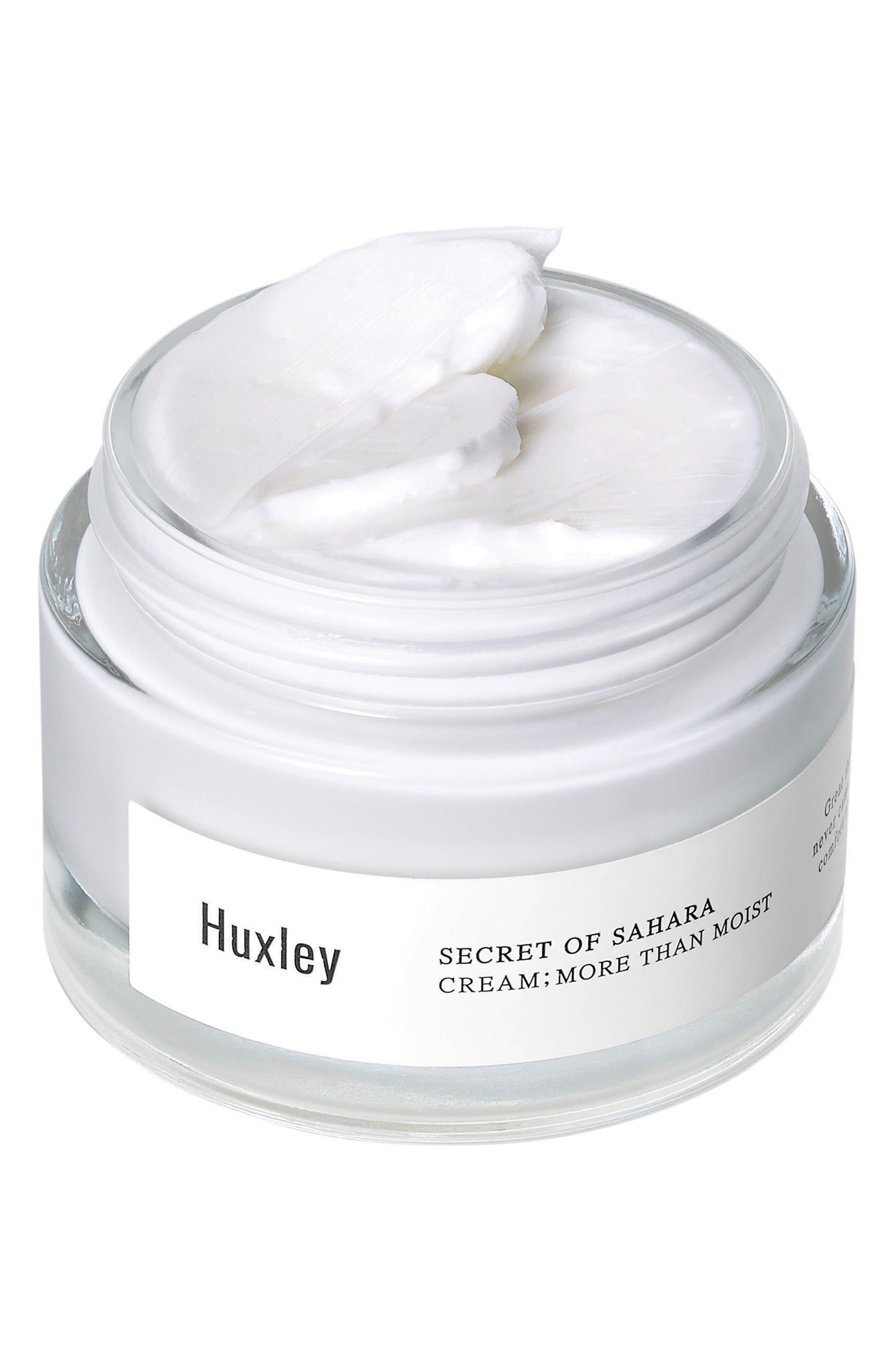 Alternate Image 2  - Huxley Secret of Sahara More Than Moist Nourishing Cream