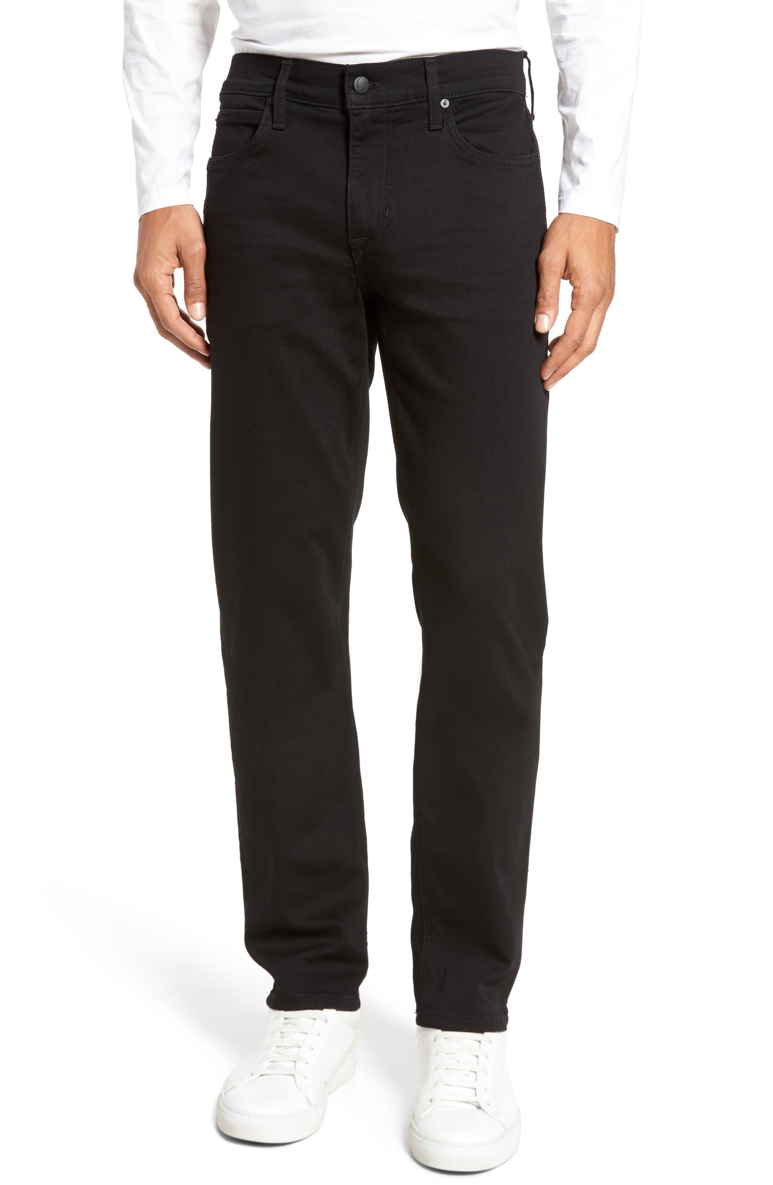 Brixton Slim Straight Leg Jeans,                         Main,                         color, Griffith
