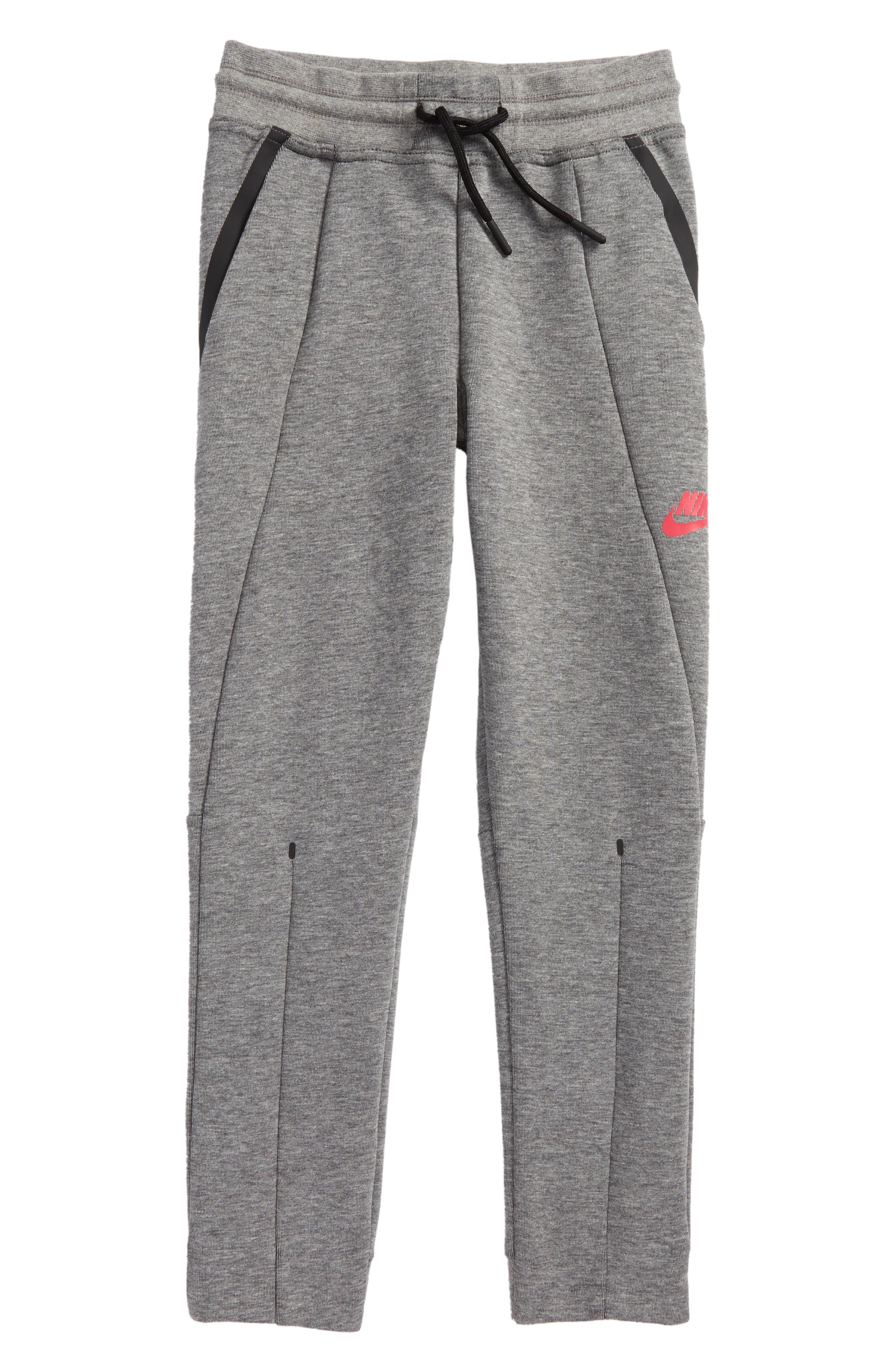Nike Fleece Tech Pack Sweatpants (Toddler Girls & Toddler Girls)