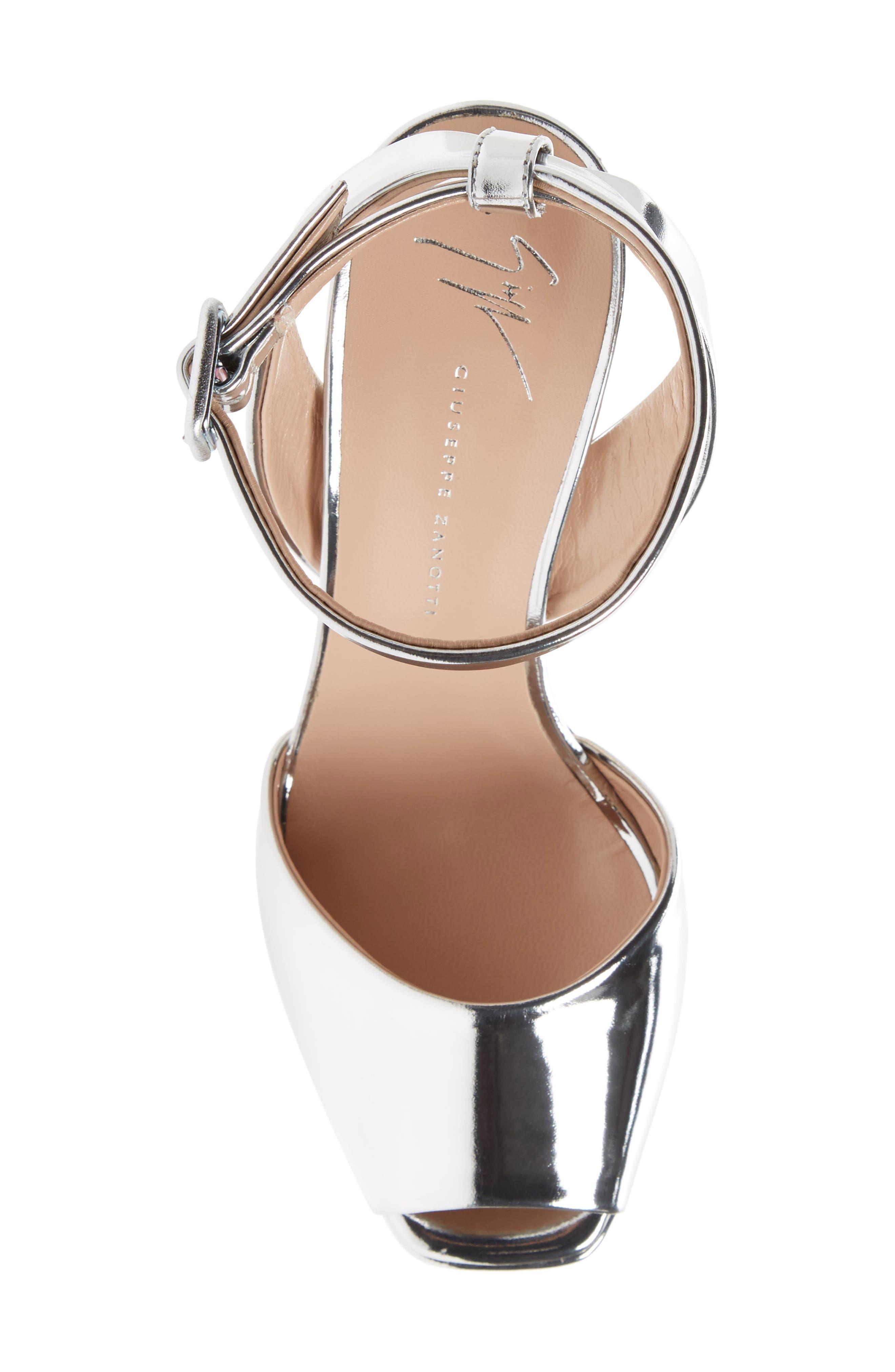 Alternate Image 5  - Giuseppe Zanotti Lavinia Platform Sandal (Women)