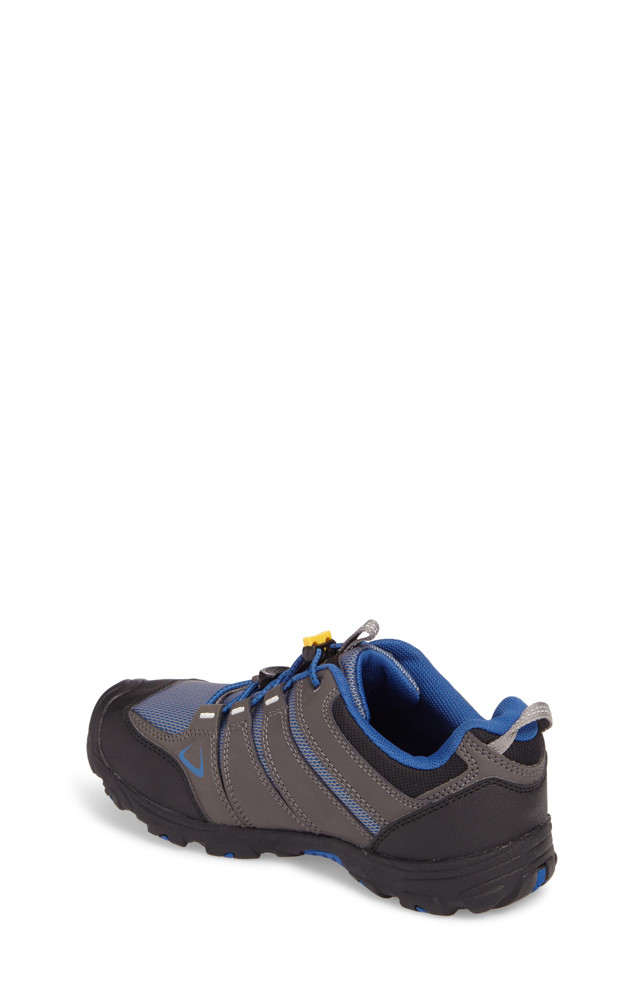 Oakridge Hiking Shoe,                             Alternate thumbnail 2, color,                             Magnet/ True Blue