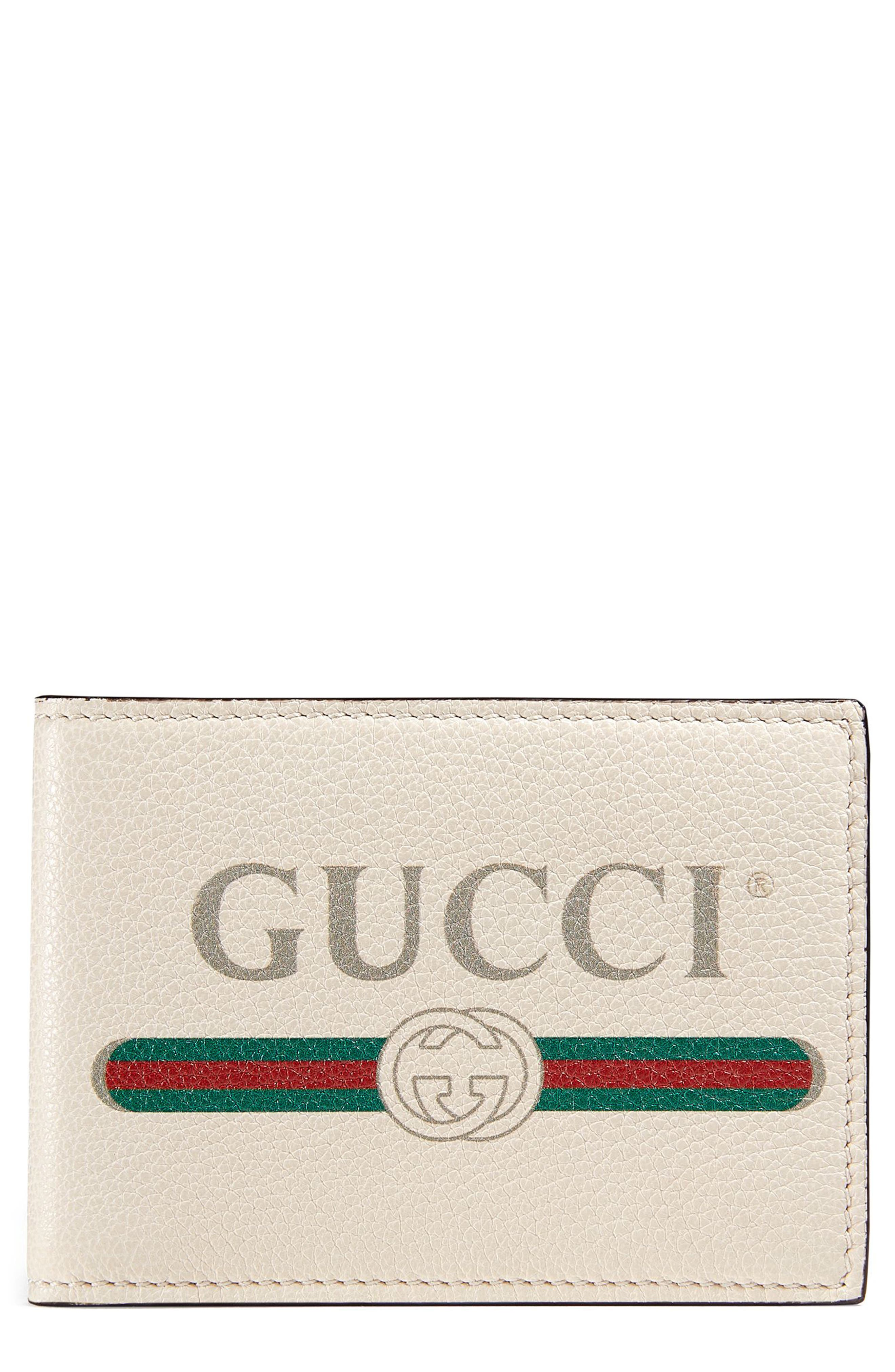 Alternate Image 1 Selected - Gucci Wallet