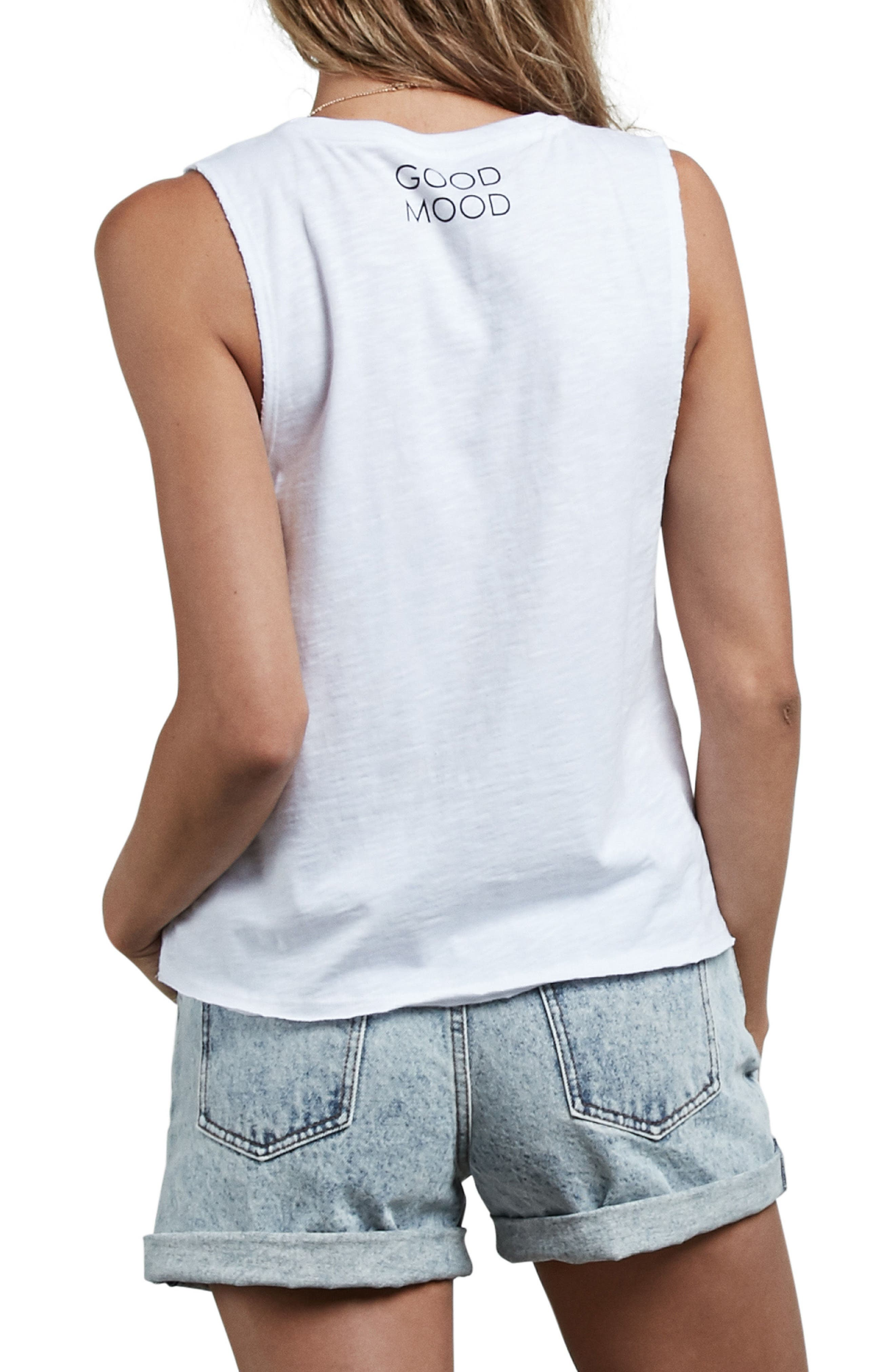 Alternate Image 2  - Volcom Pure Stoke Graphic Tank