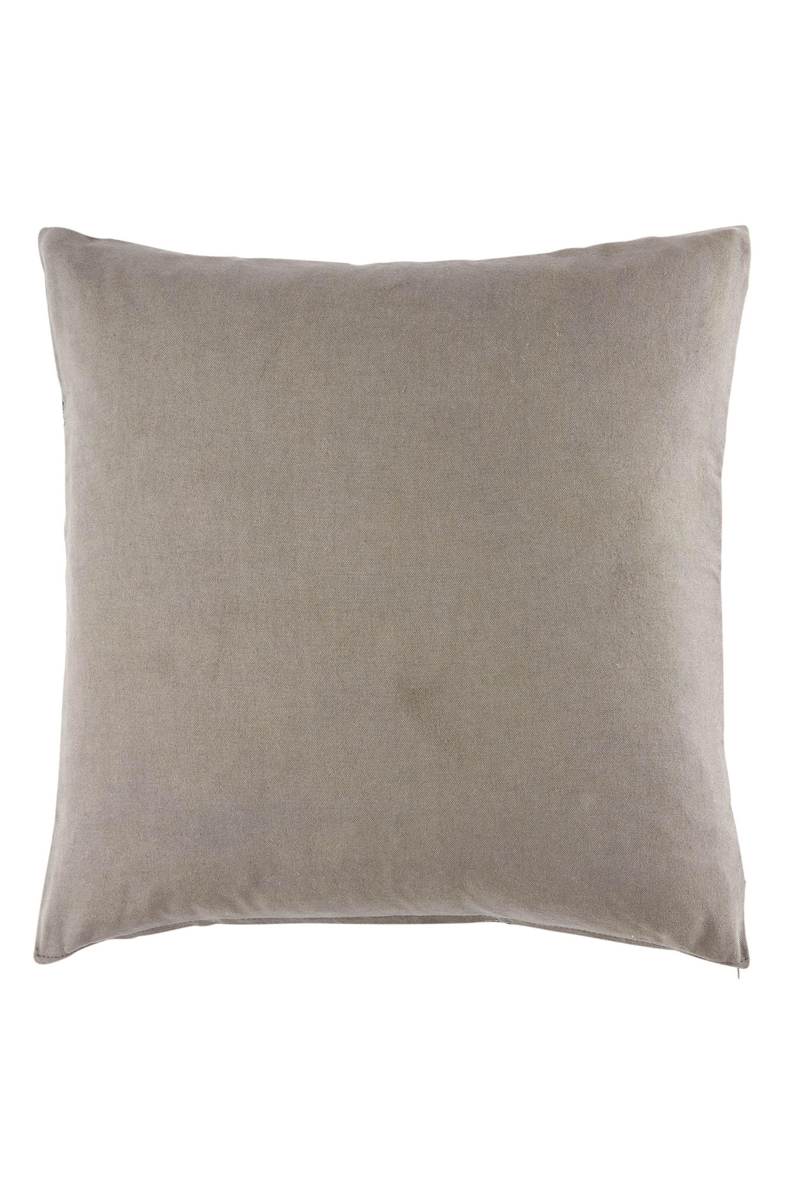 Peykan Pillow,                             Alternate thumbnail 2, color,                             Turtledove/ Bungee Cord