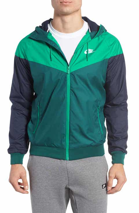 Men's Green Hooded Coats & Men's Green Hooded Jackets | Nordstrom