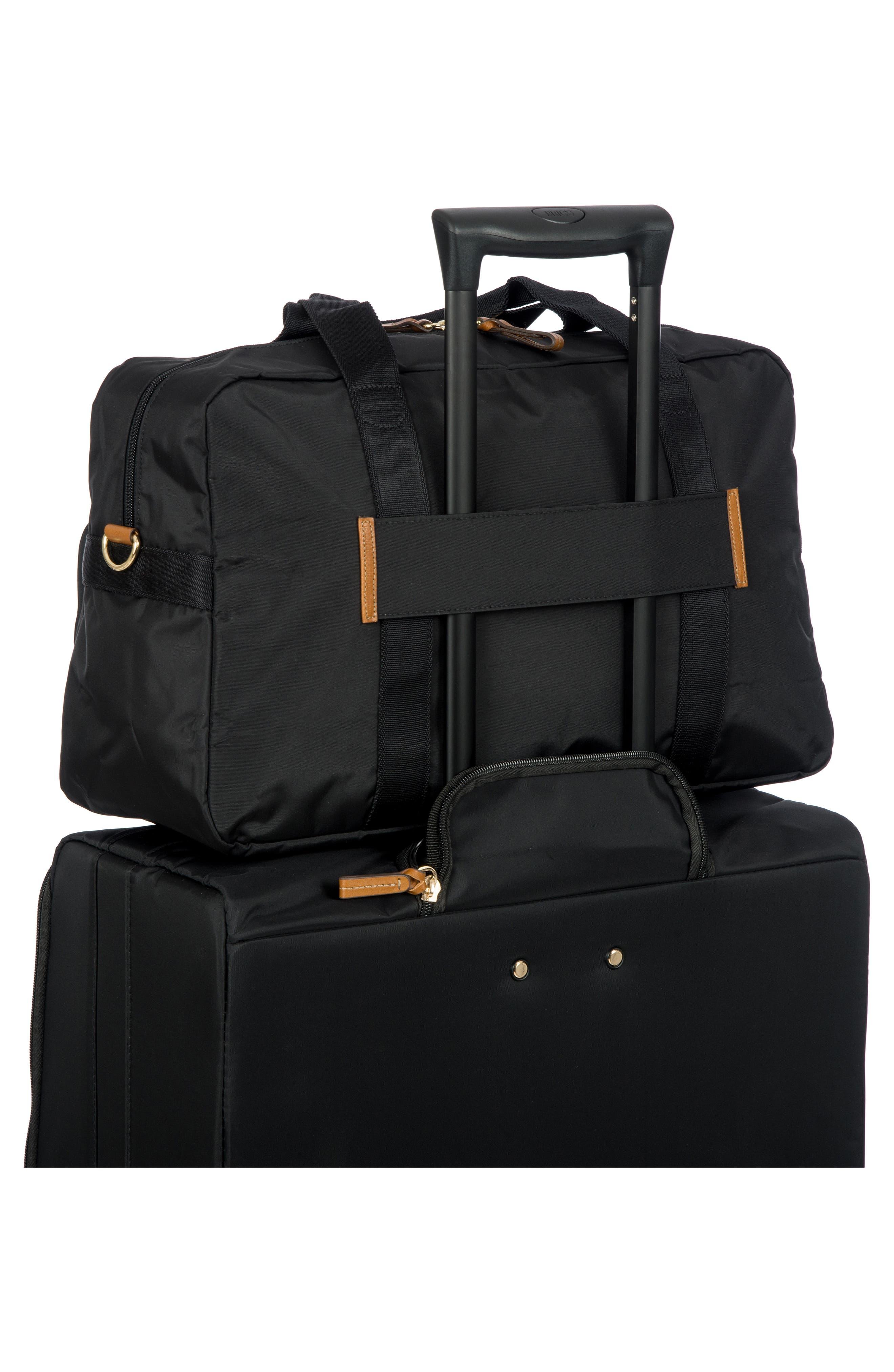 X-Bag Boarding 18-Inch Duffel Bag,                             Alternate thumbnail 2, color,                             Black