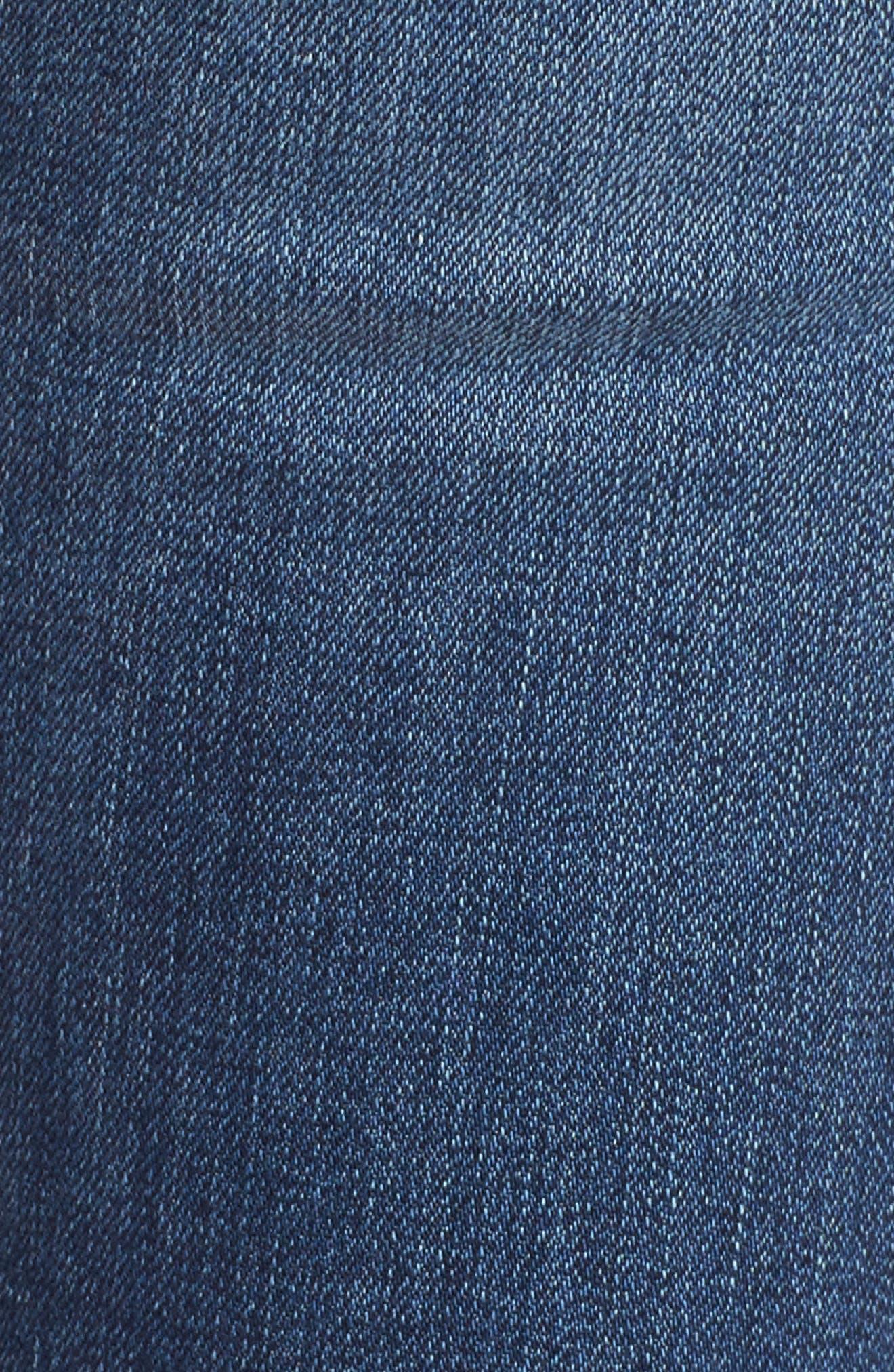 Alternate Image 5  - Hudson Jeans Drew Bootcut Jeans (Unfamed)