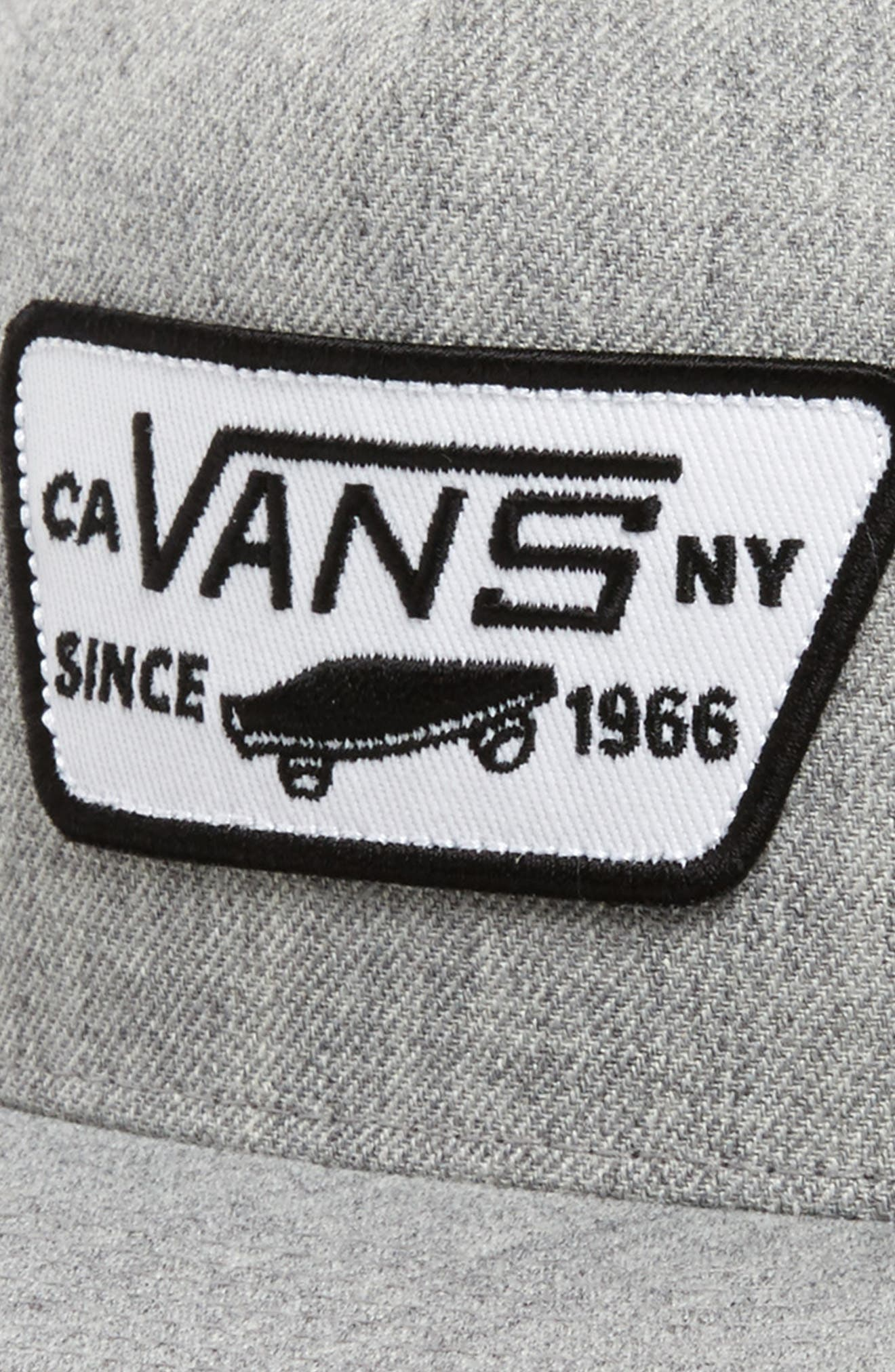 Alternate Image 3  - Vans 'Full Patch' Snapback Hat
