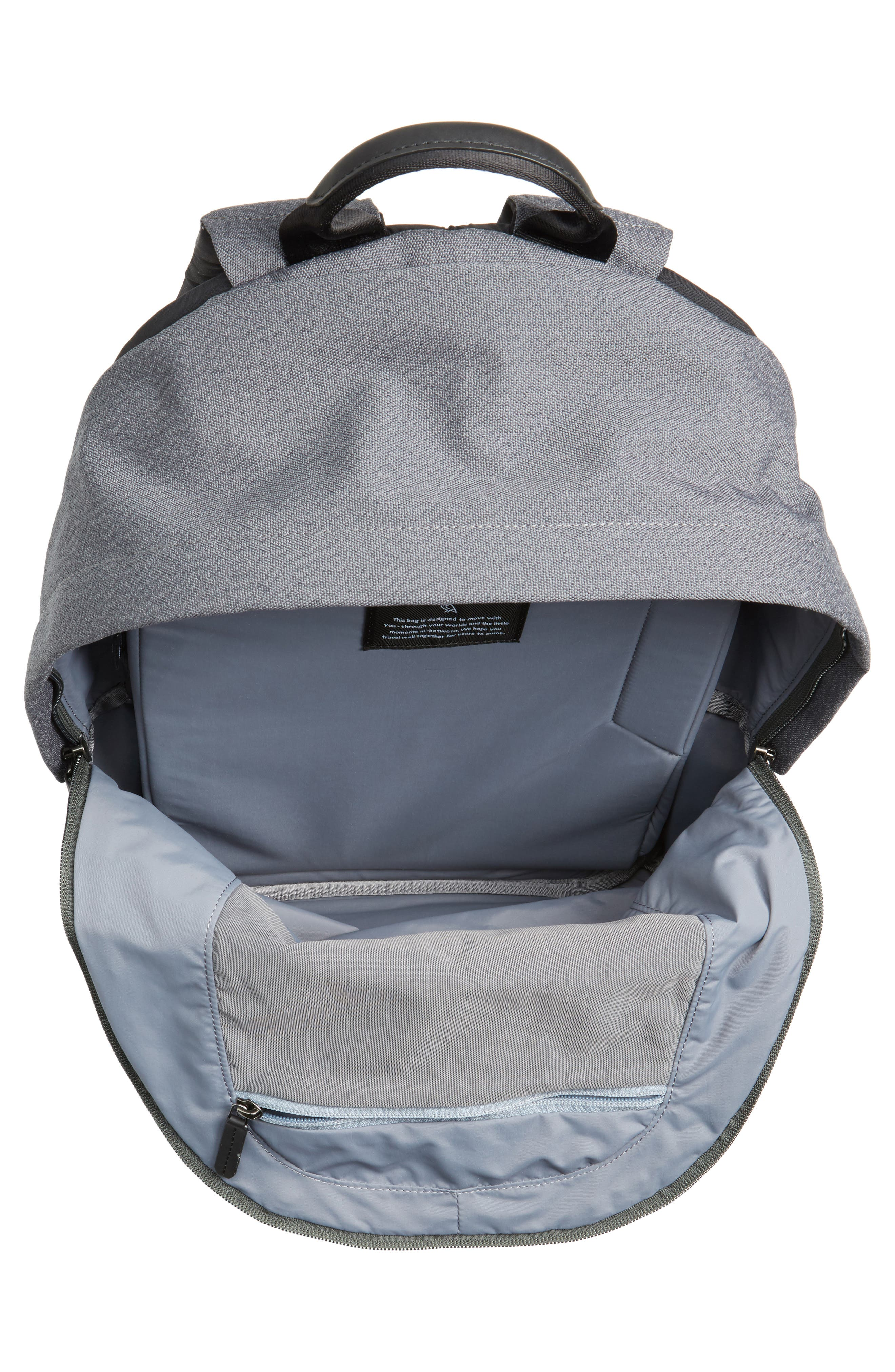 Classic Backpack,                             Alternate thumbnail 4, color,                             Moss Grey