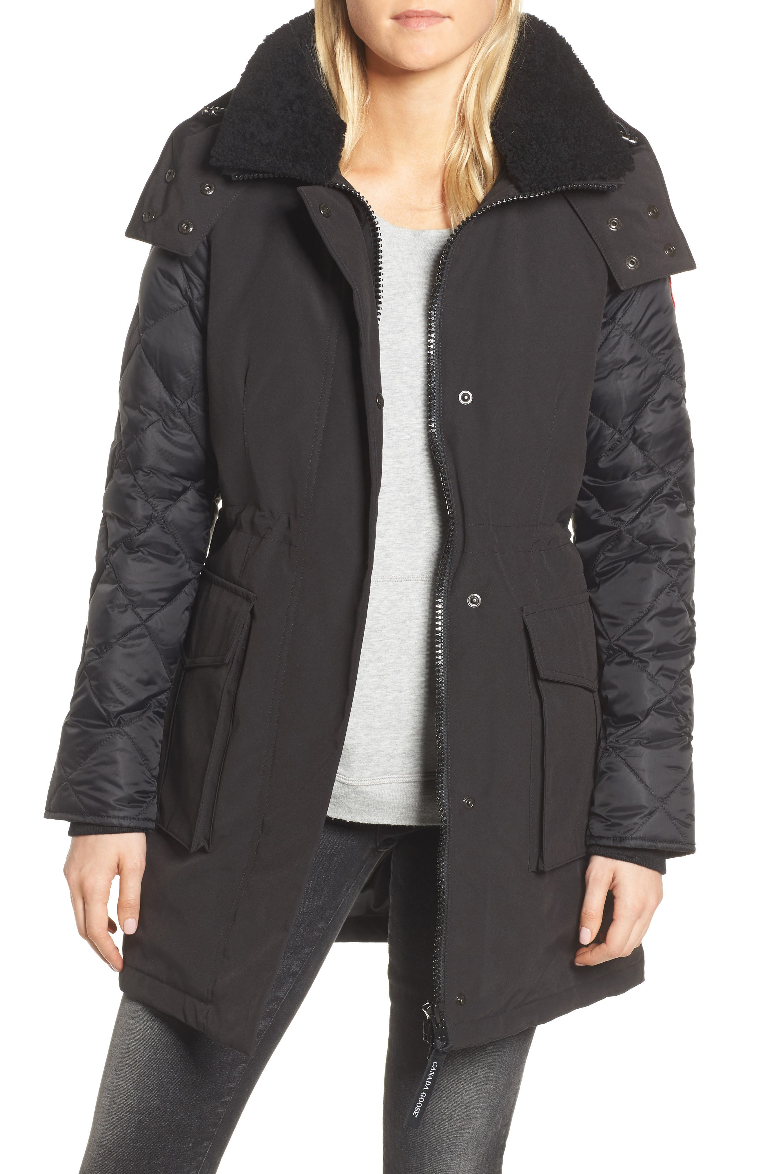 Alternate Image 1 Selected - Canada Goose Elwin Power Fill Down Jacket