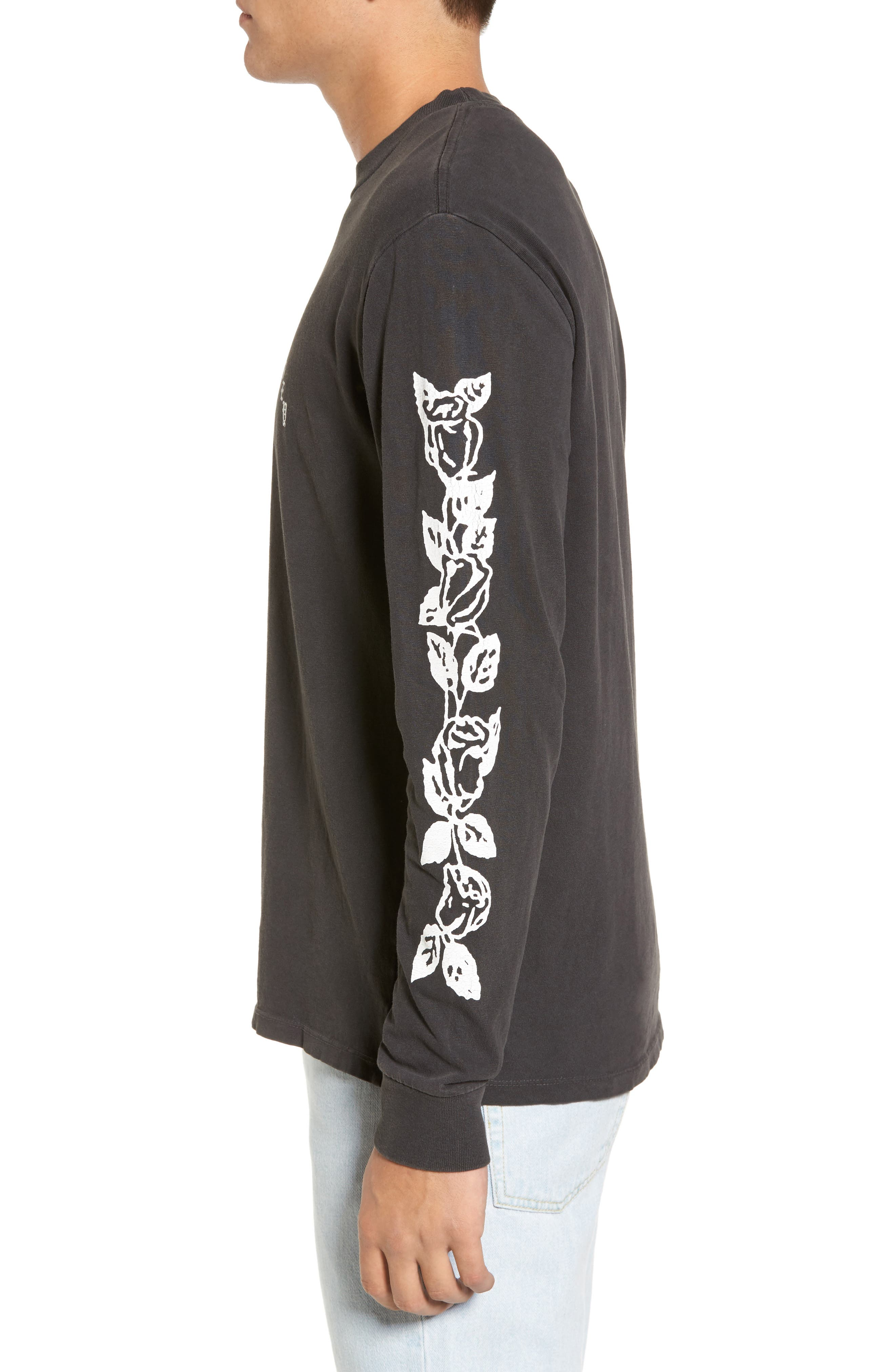 Alternate Image 3  - Obey Old Rose Tattoo T-Shirt