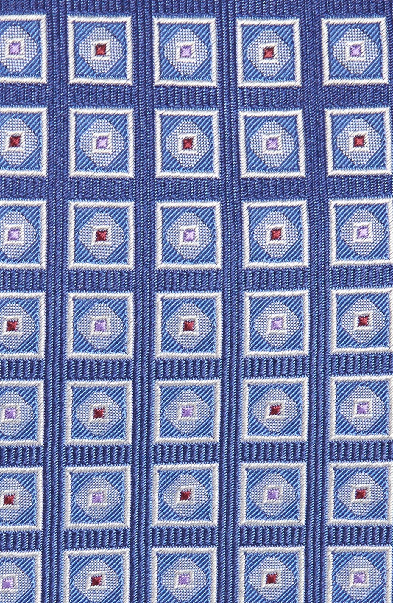 Alternate Image 2  - Eton Geometric Silk Tie