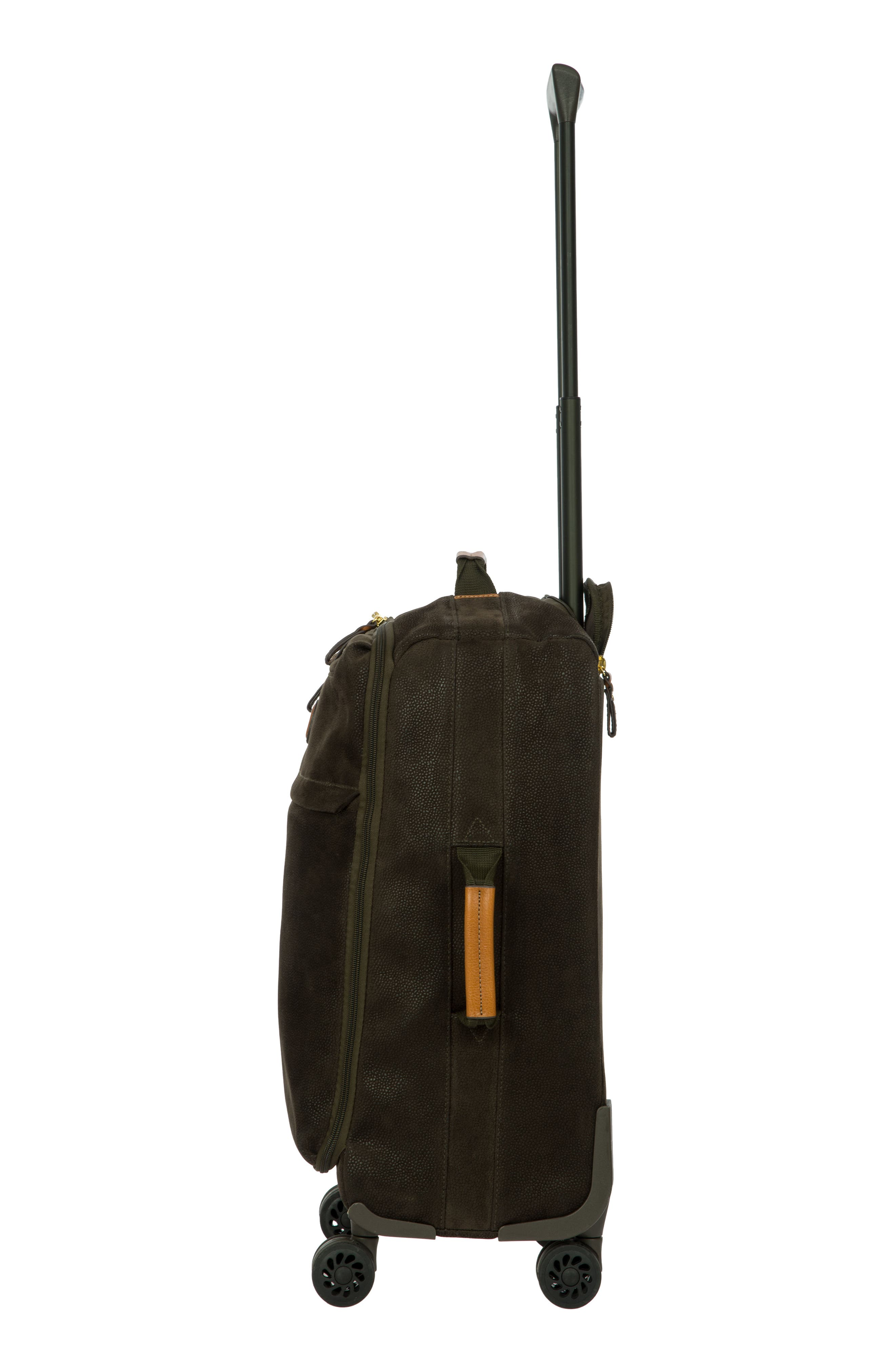 Life Collection Tropea 21-Inch Spinner Carry-On,                             Alternate thumbnail 3, color,                             Olive