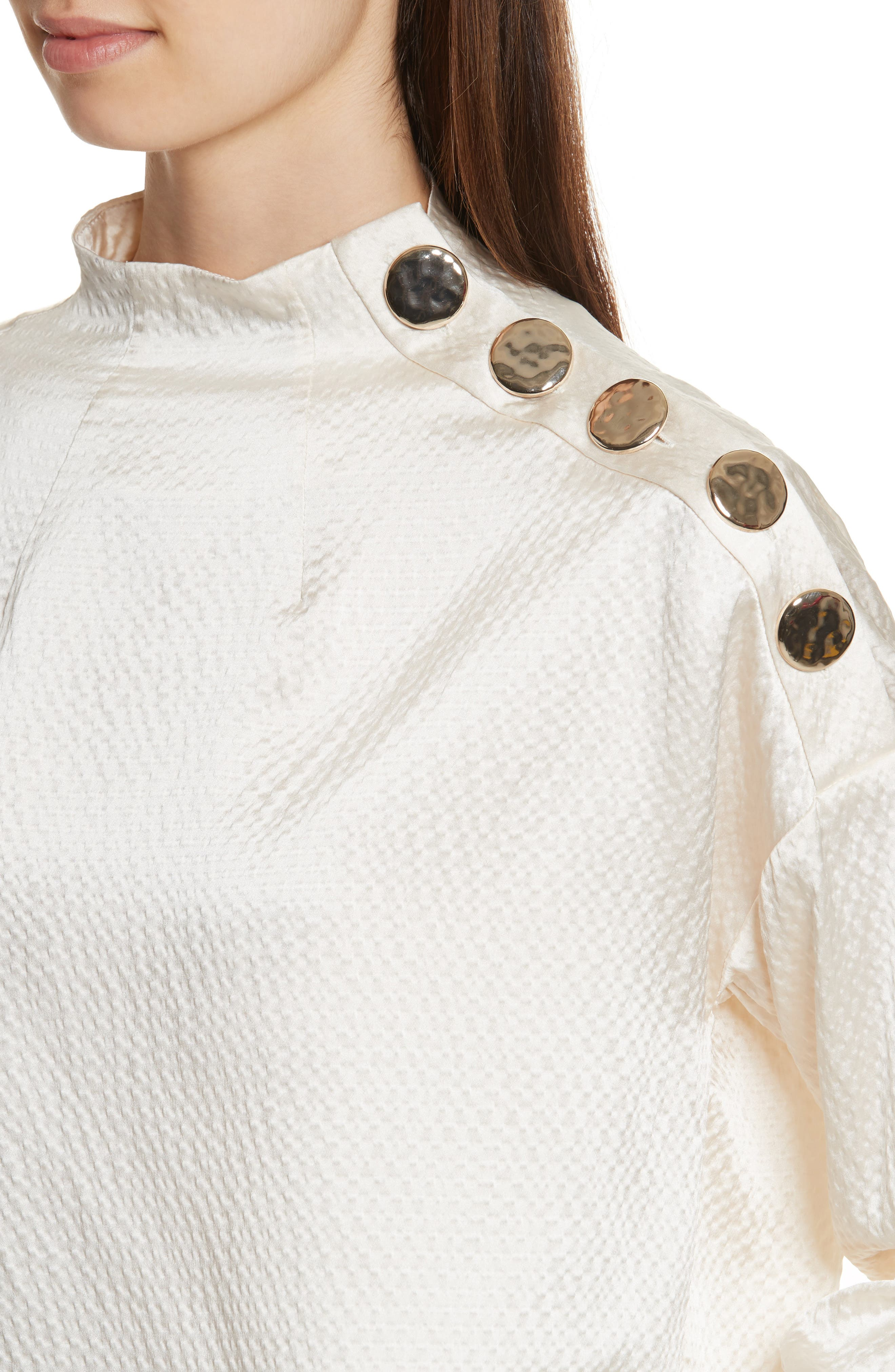 Alternate Image 4  - Rachel Comey Esker Silk Top
