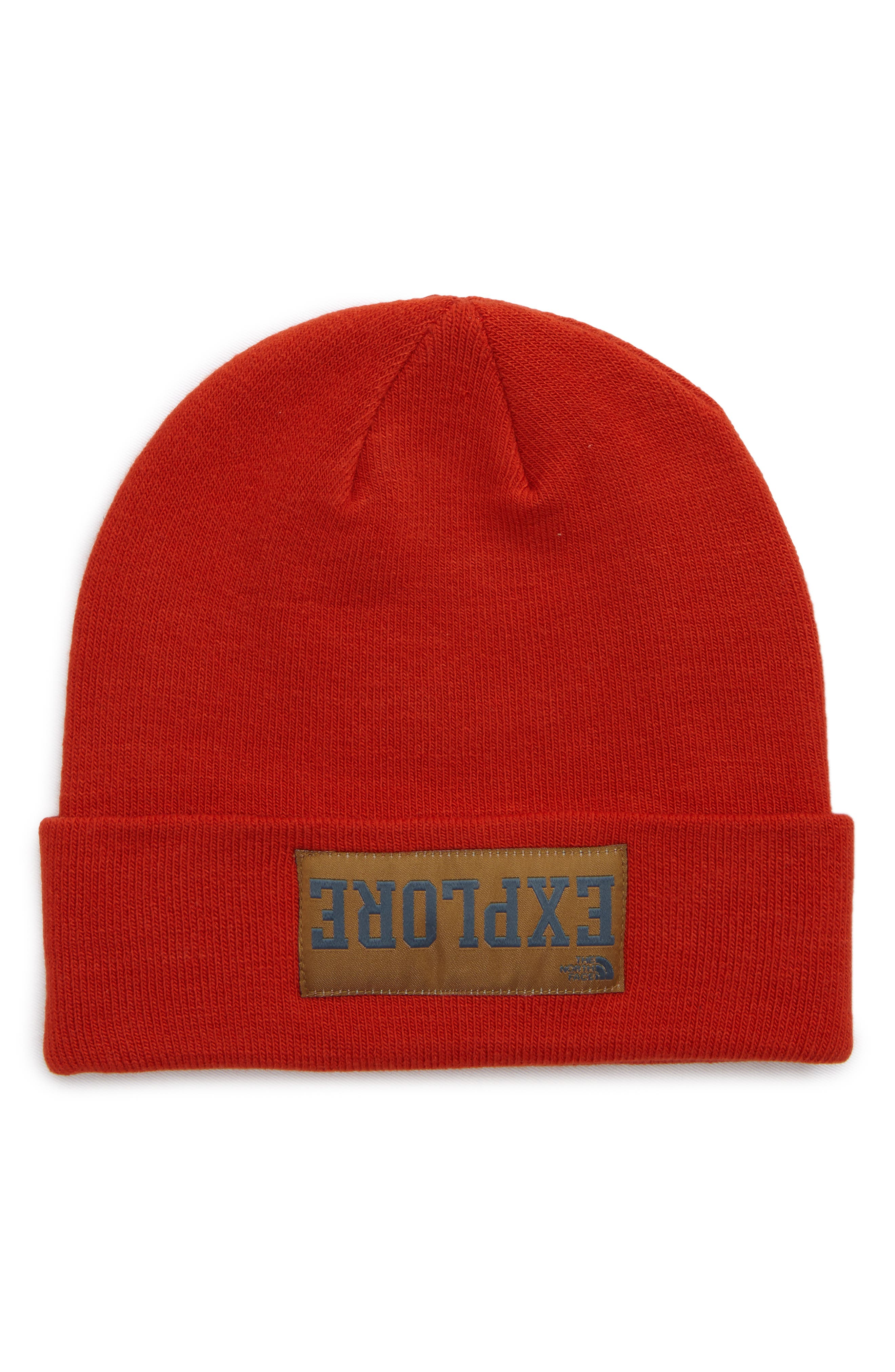 Alternate Image 1 Selected - The North Face Dock Worker Beanie (Big Boys)
