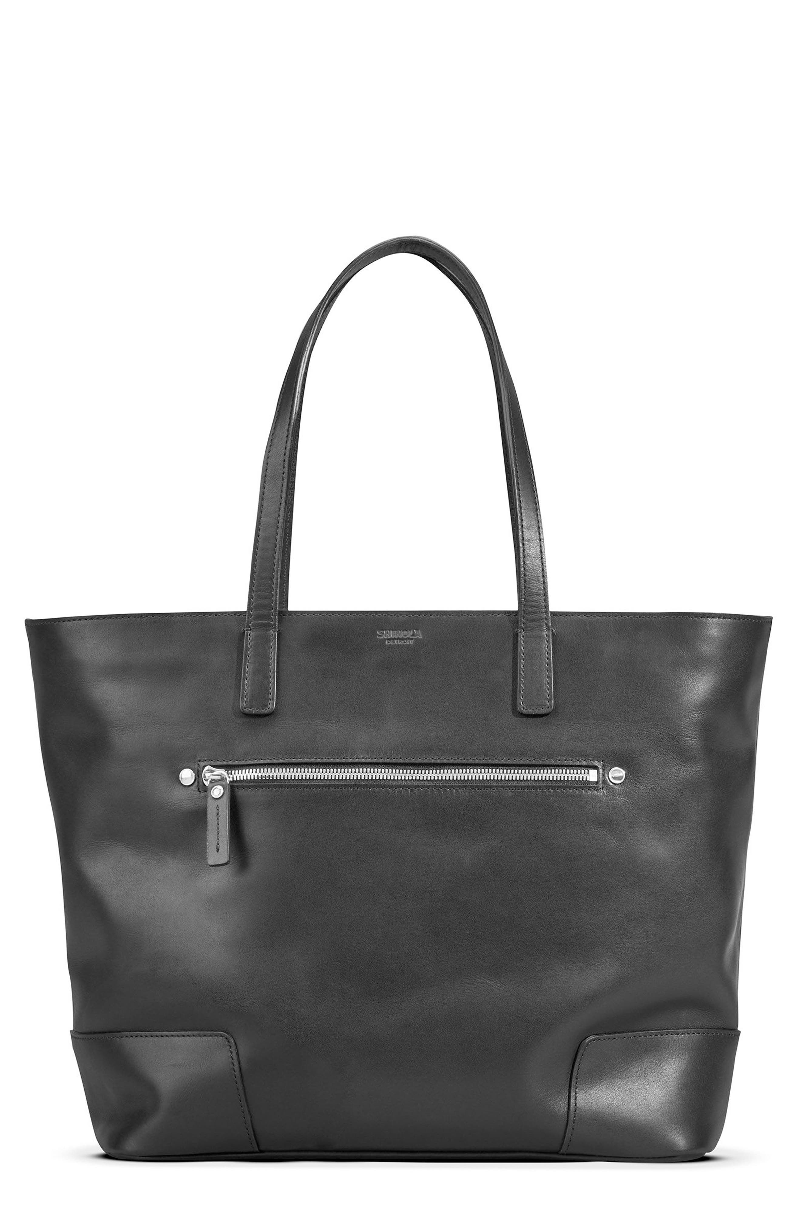 Alternate Image 1 Selected - Shinola Leather Tote