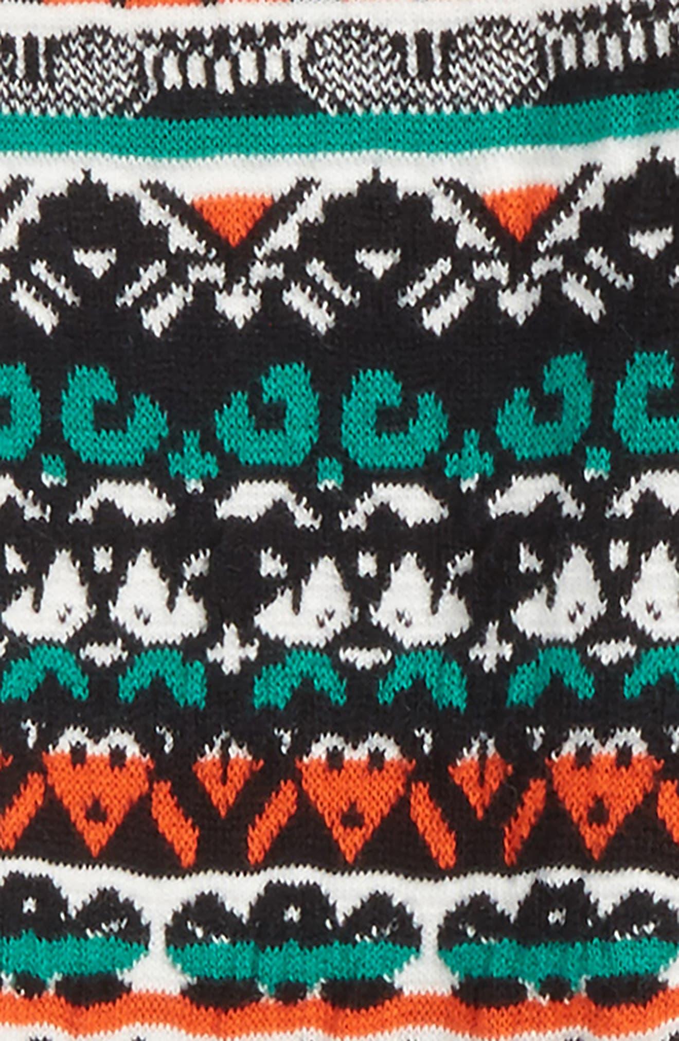 Alternate Image 2  - Tucker + Tate Pattern Knit Leggings (Toddler Girls, Little Girls & Big Girls)