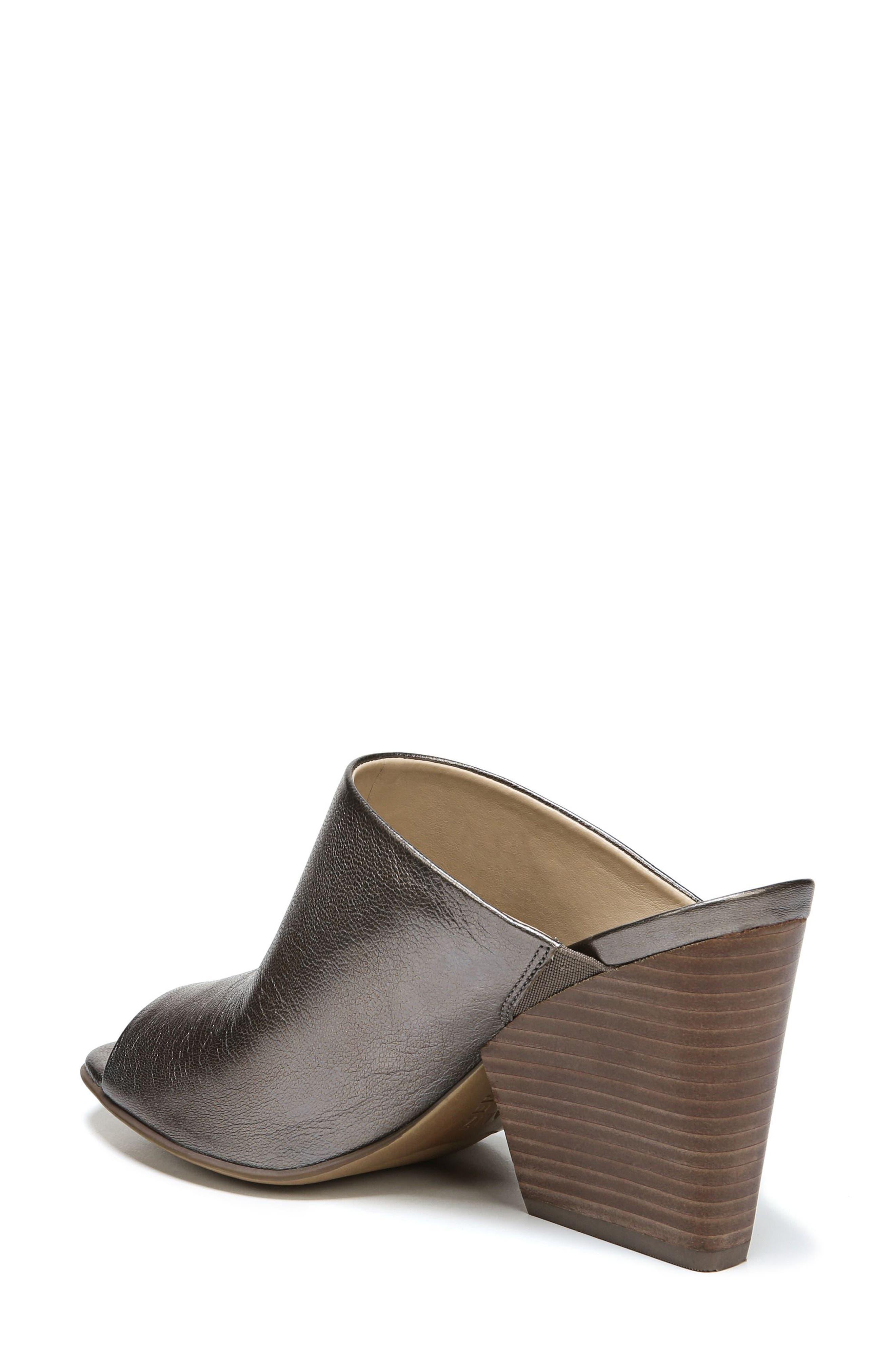 Sloan Sandal,                             Alternate thumbnail 2, color,                             Gunmetal Leather
