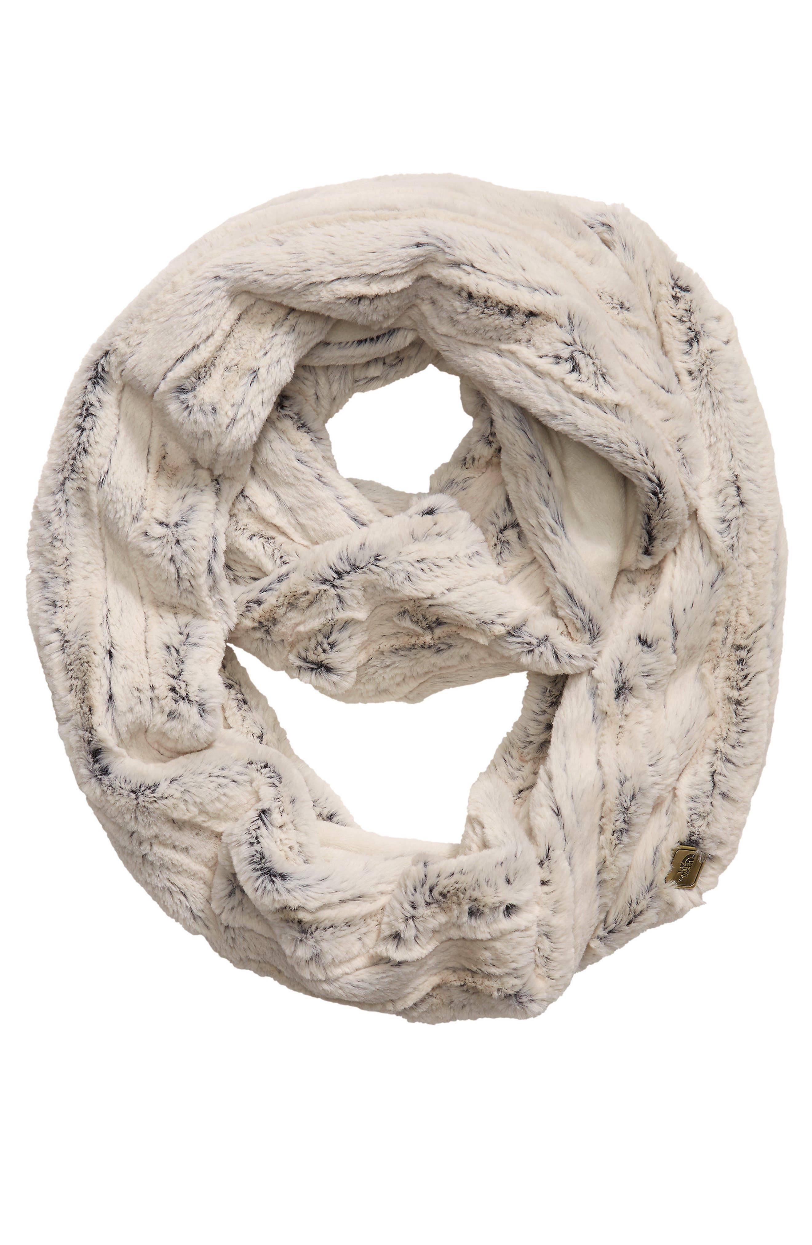 The North Face Furlander Faux Fur Infinity Scarf