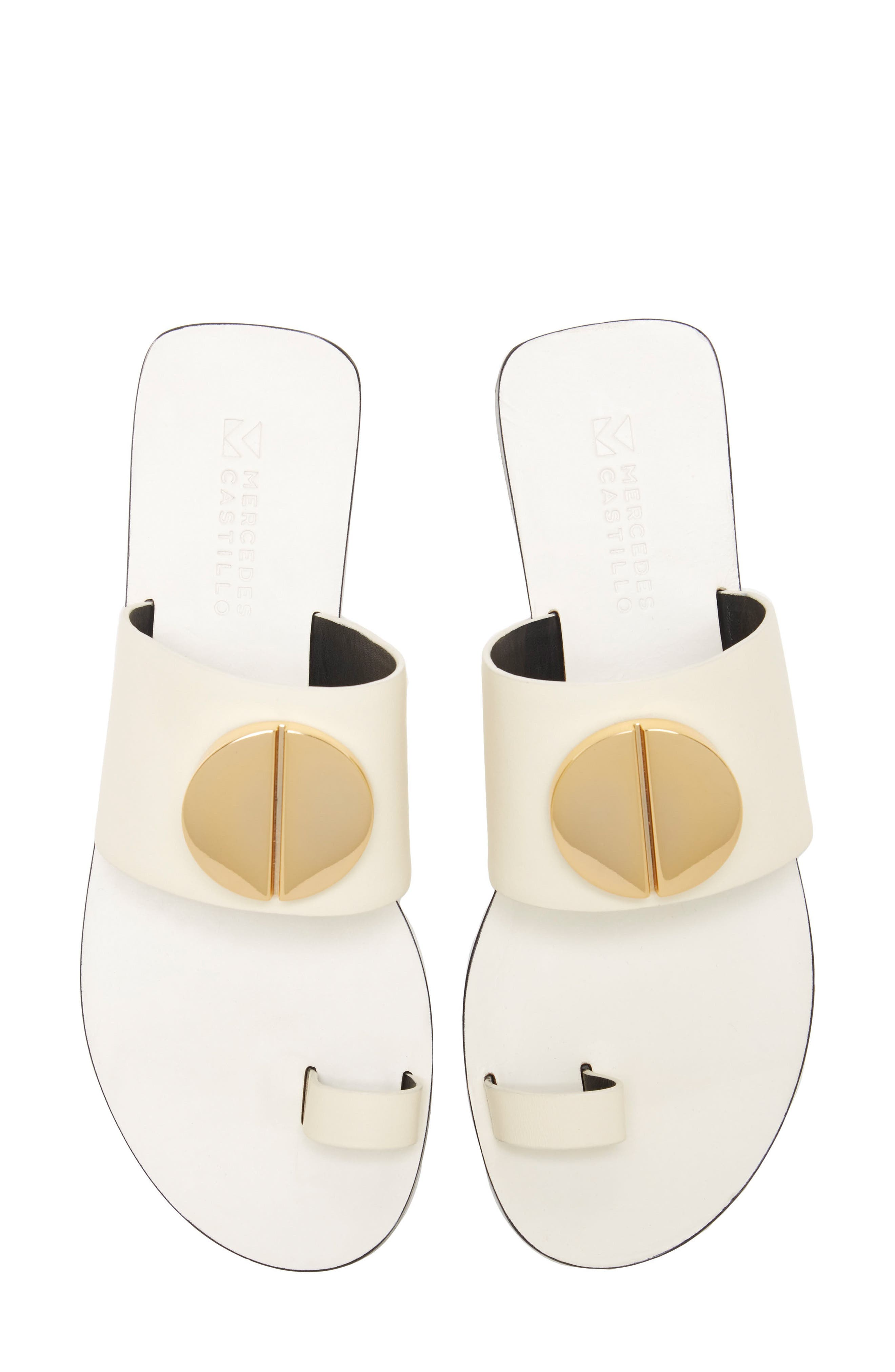 Alternate Image 7  - Mercedes Castillo Fallon Toe-Loop Sandal (Women)