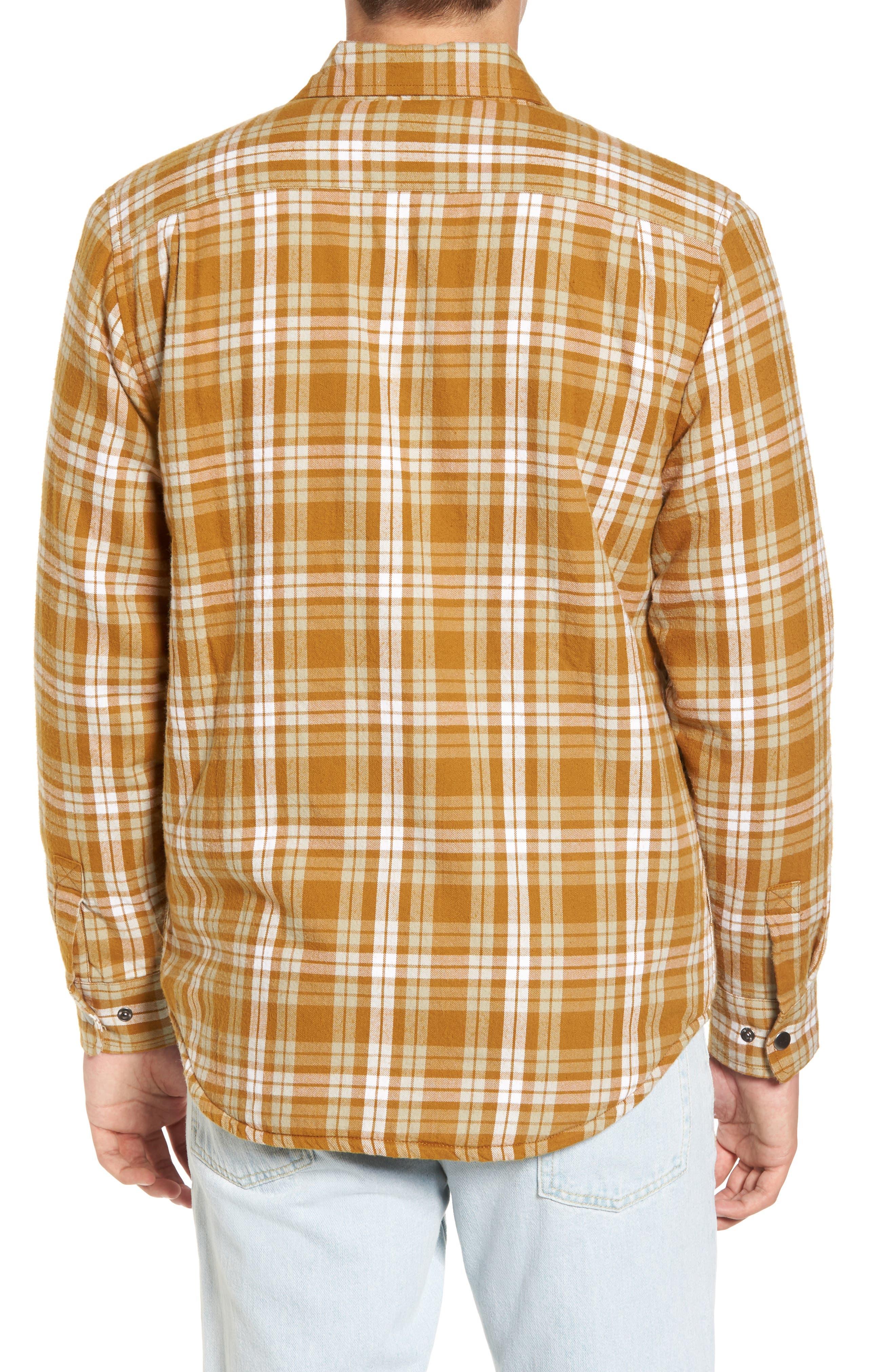 Alternate Image 2  - Obey Seattle Shirt Jacket