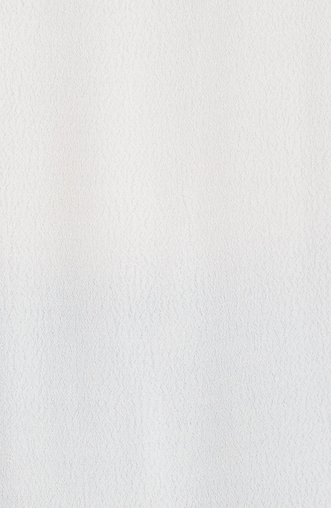 Alternate Image 5  - Daniel Rainn Split Bell Sleeve Top (Plus Size)