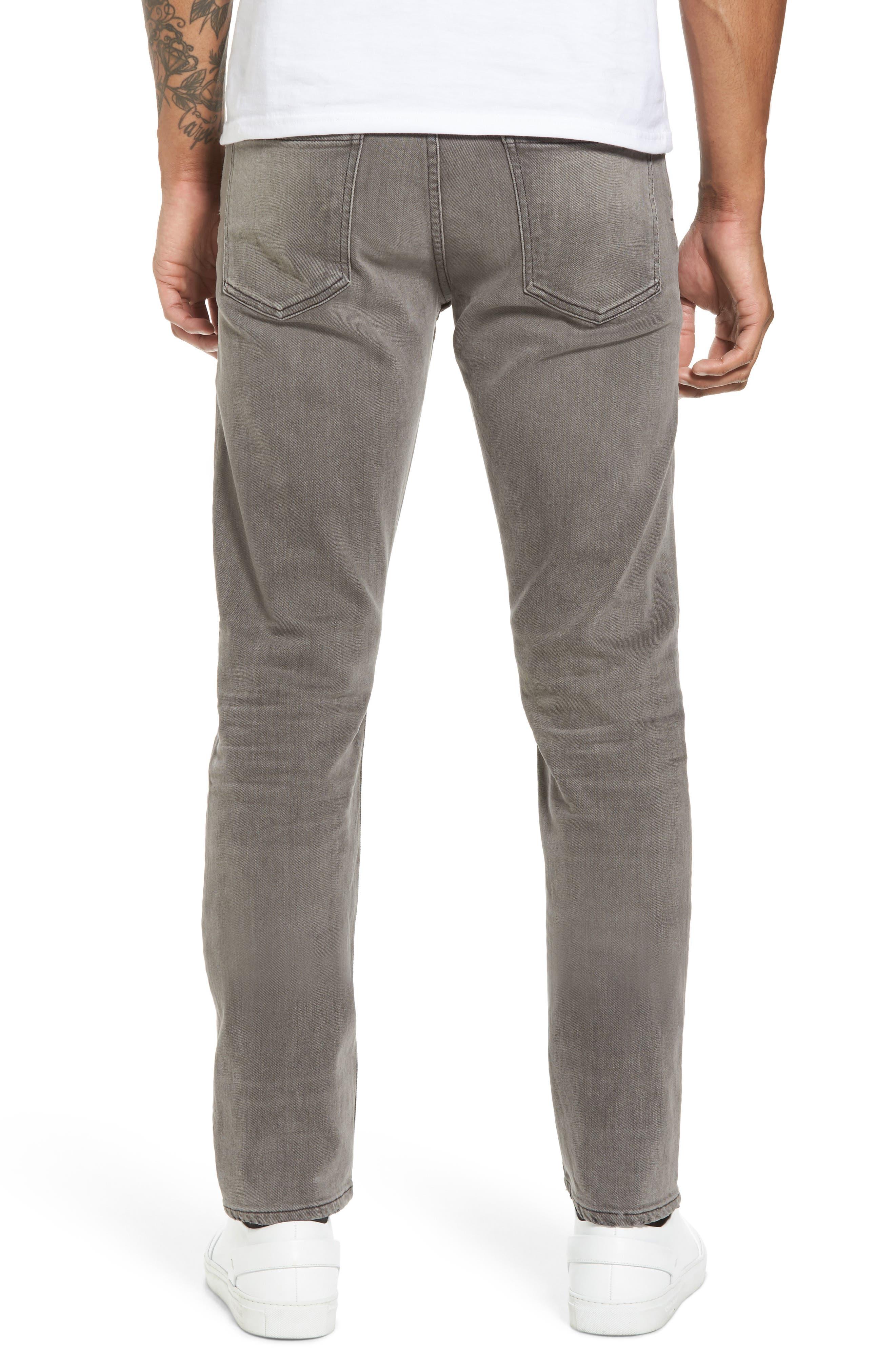 Bowery Slim Fit Jeans,                             Alternate thumbnail 2, color,                             Leon