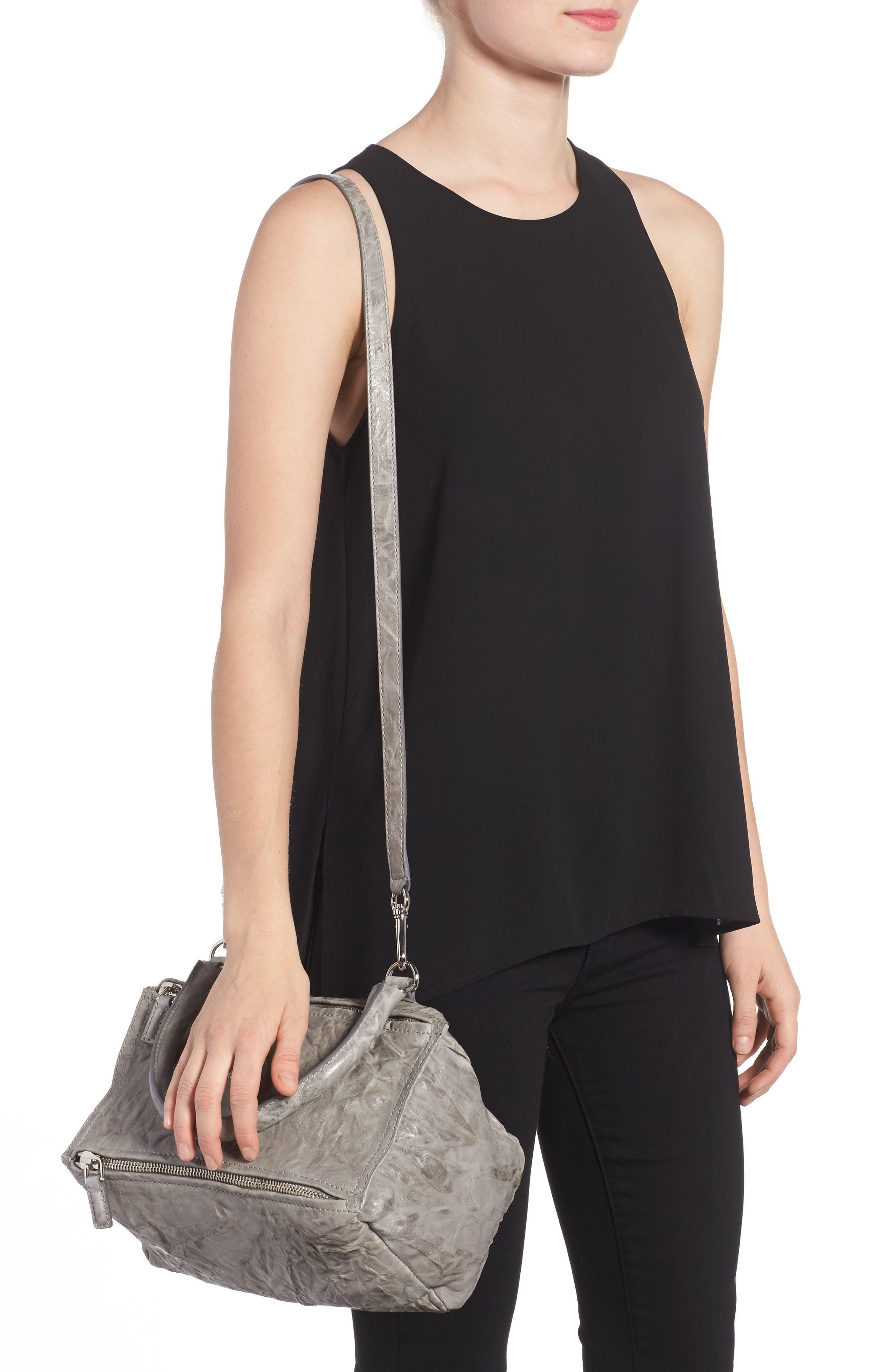 Alternate Image 2  - Givenchy 'Small Pepe Pandora' Leather Shoulder Bag