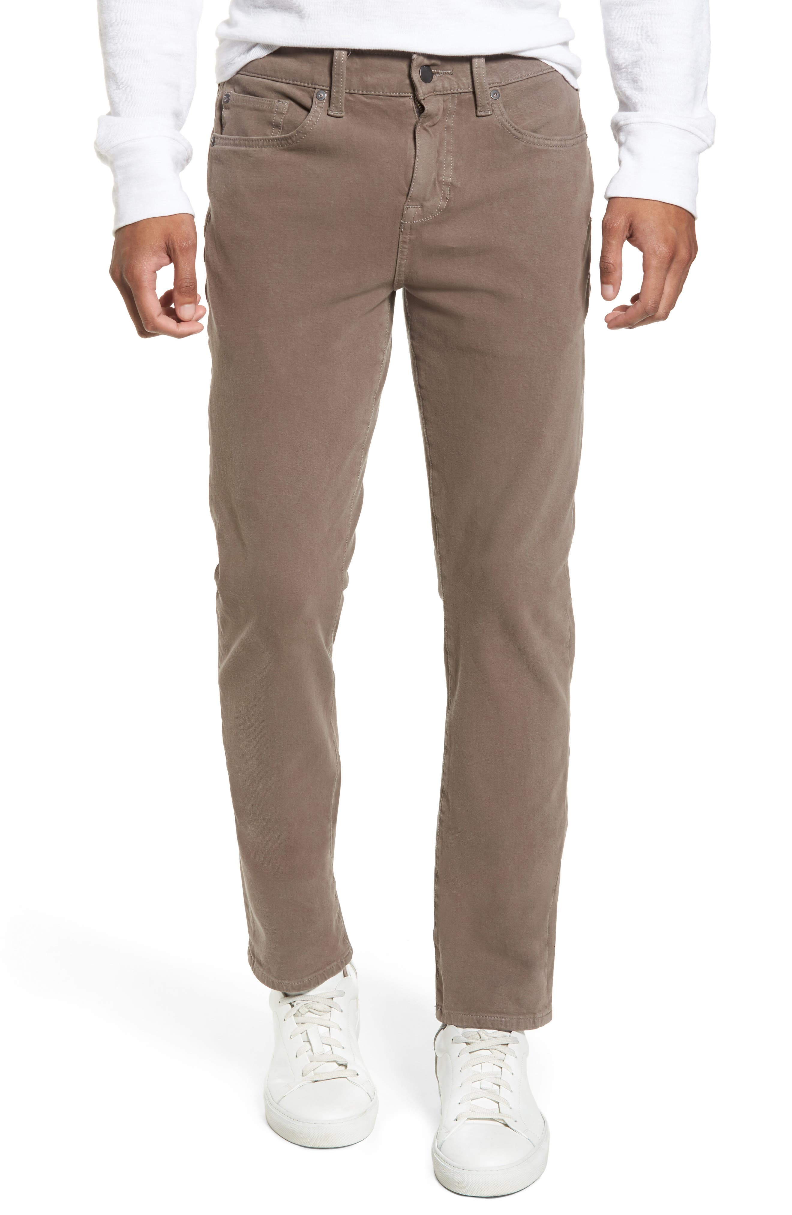 Kinetic Slim Fit Jeans,                             Main thumbnail 1, color,                             Stonehenge