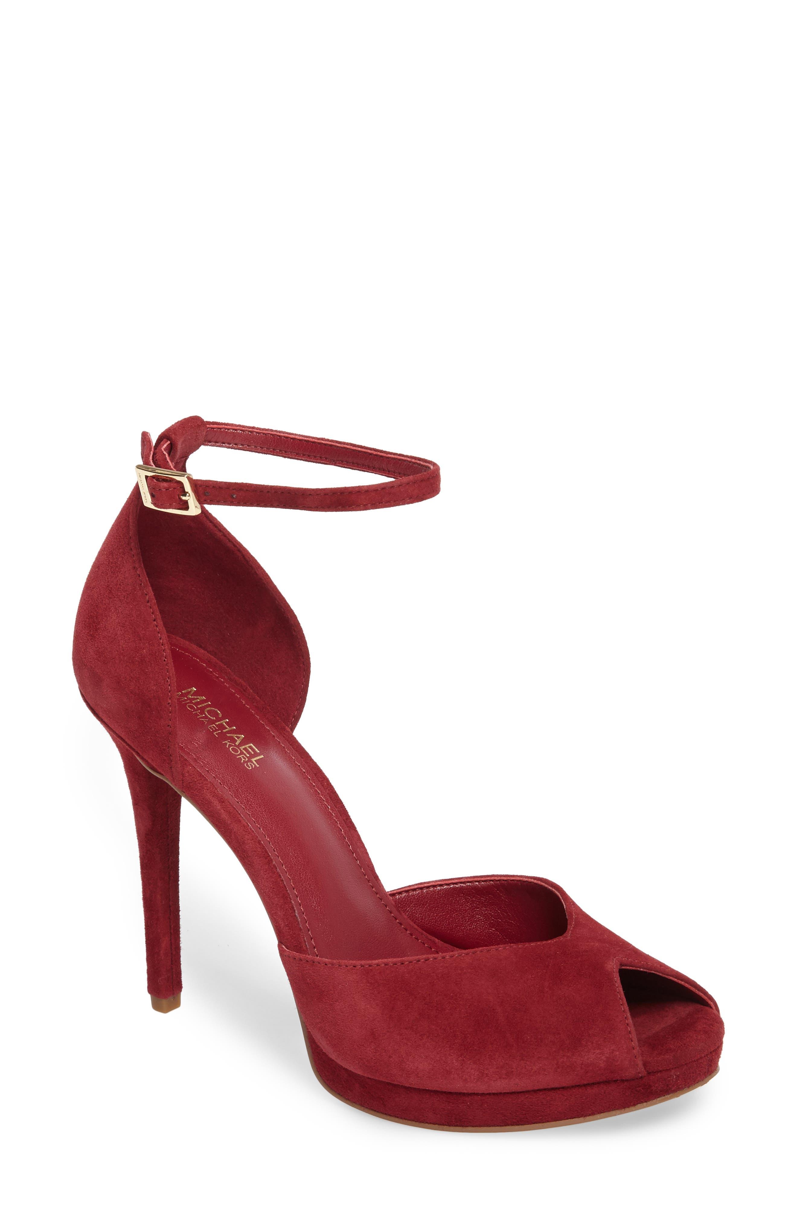 Alternate Image 1 Selected - MICHAEL Michael Kors Tiegan Sandal (Women)