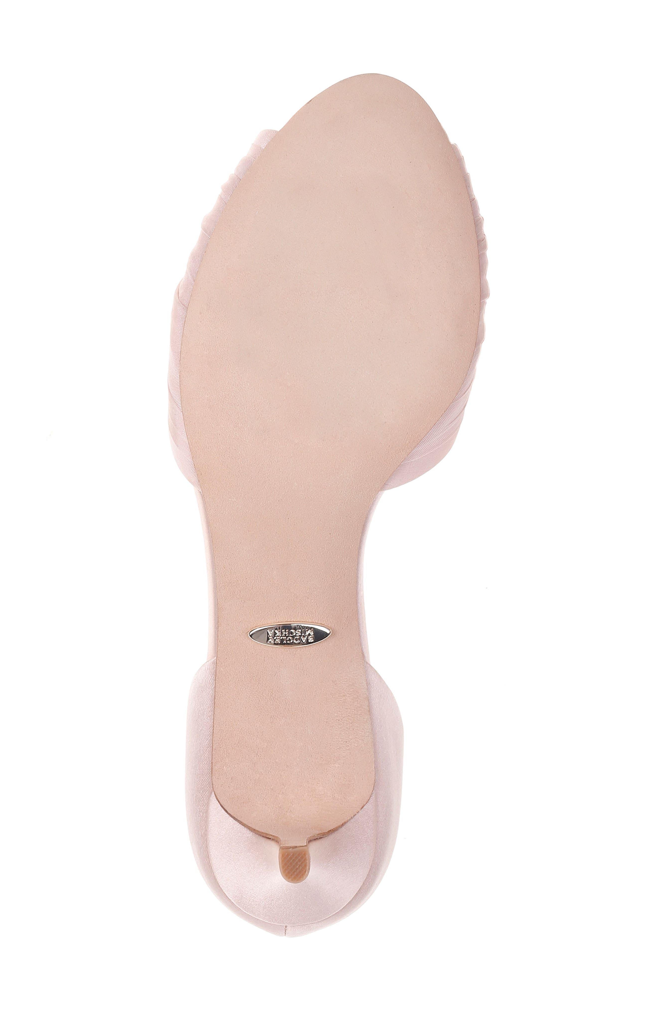 Alternate Image 6  - Badgley Mischka Sadie Strappy Sandal (Women)
