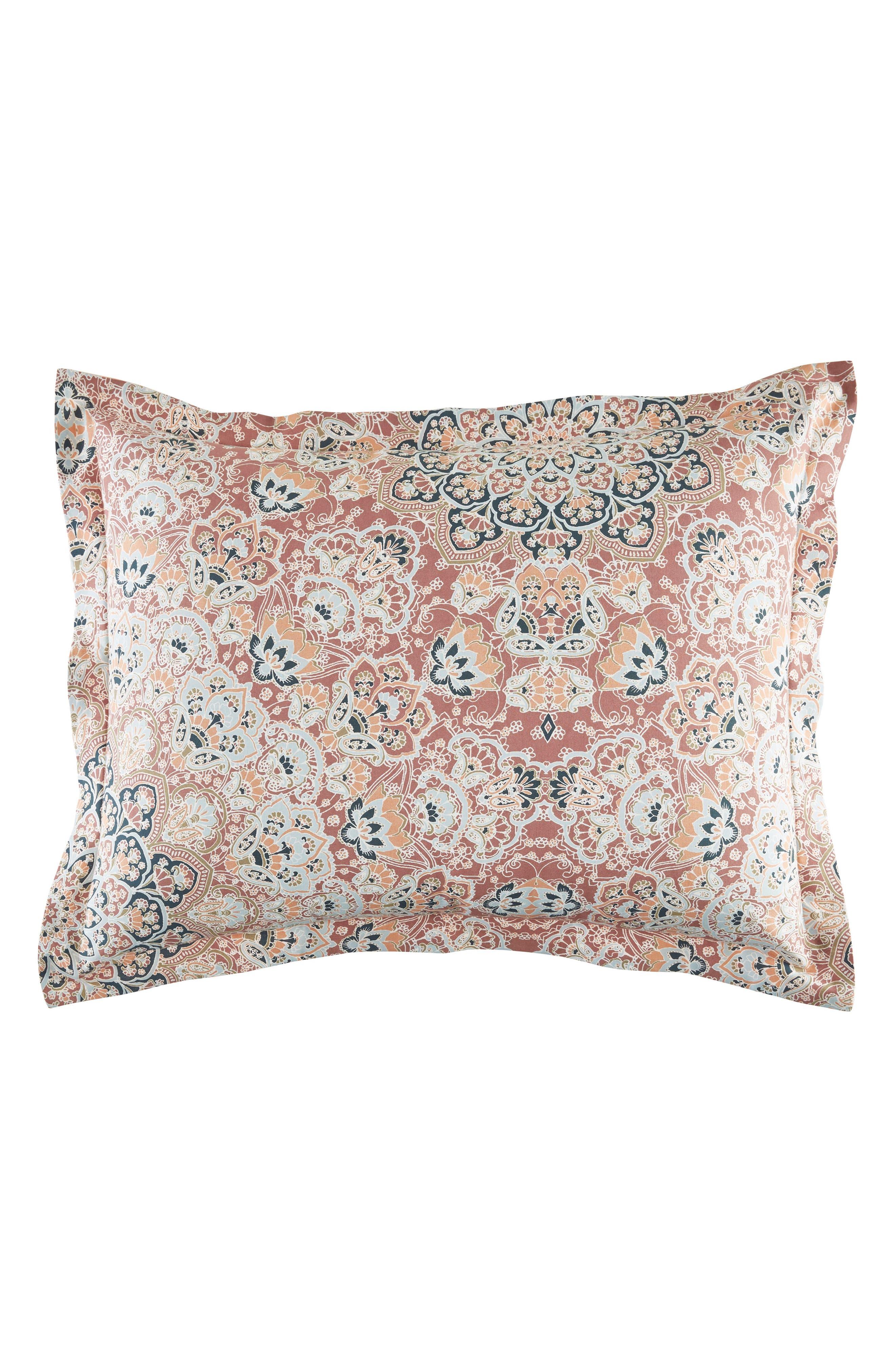 Alternate Image 4  - BCBGeneration Kaleidoscope Medallion Comforter & Sham Set