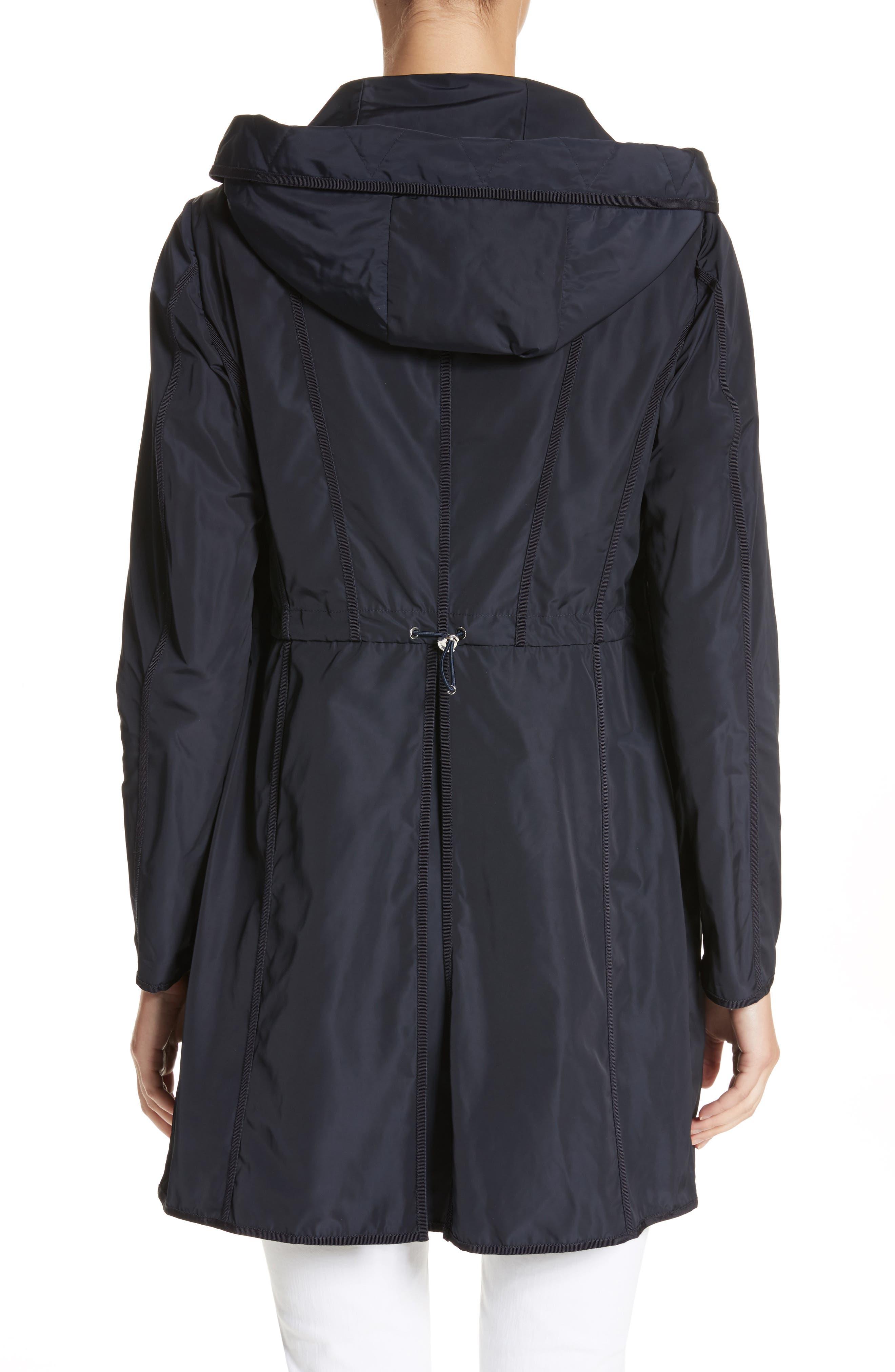 Alternate Image 2  - Moncler Anthemis Rain Coat